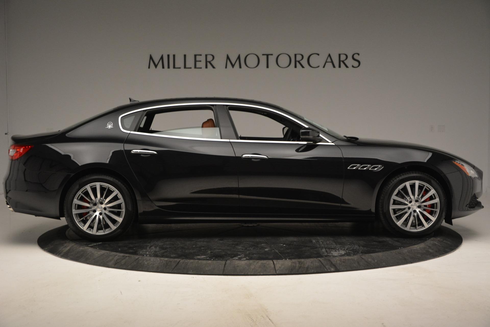 New 2018 Maserati Quattroporte S Q4 For Sale In Greenwich, CT. Alfa Romeo of Greenwich, W574 2091_p9