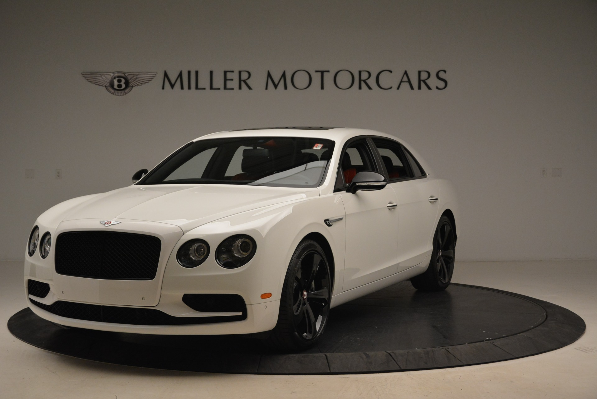 New 2018 Bentley Flying Spur V8 S Black Edition For Sale In Greenwich, CT. Alfa Romeo of Greenwich, B1338 2096_main