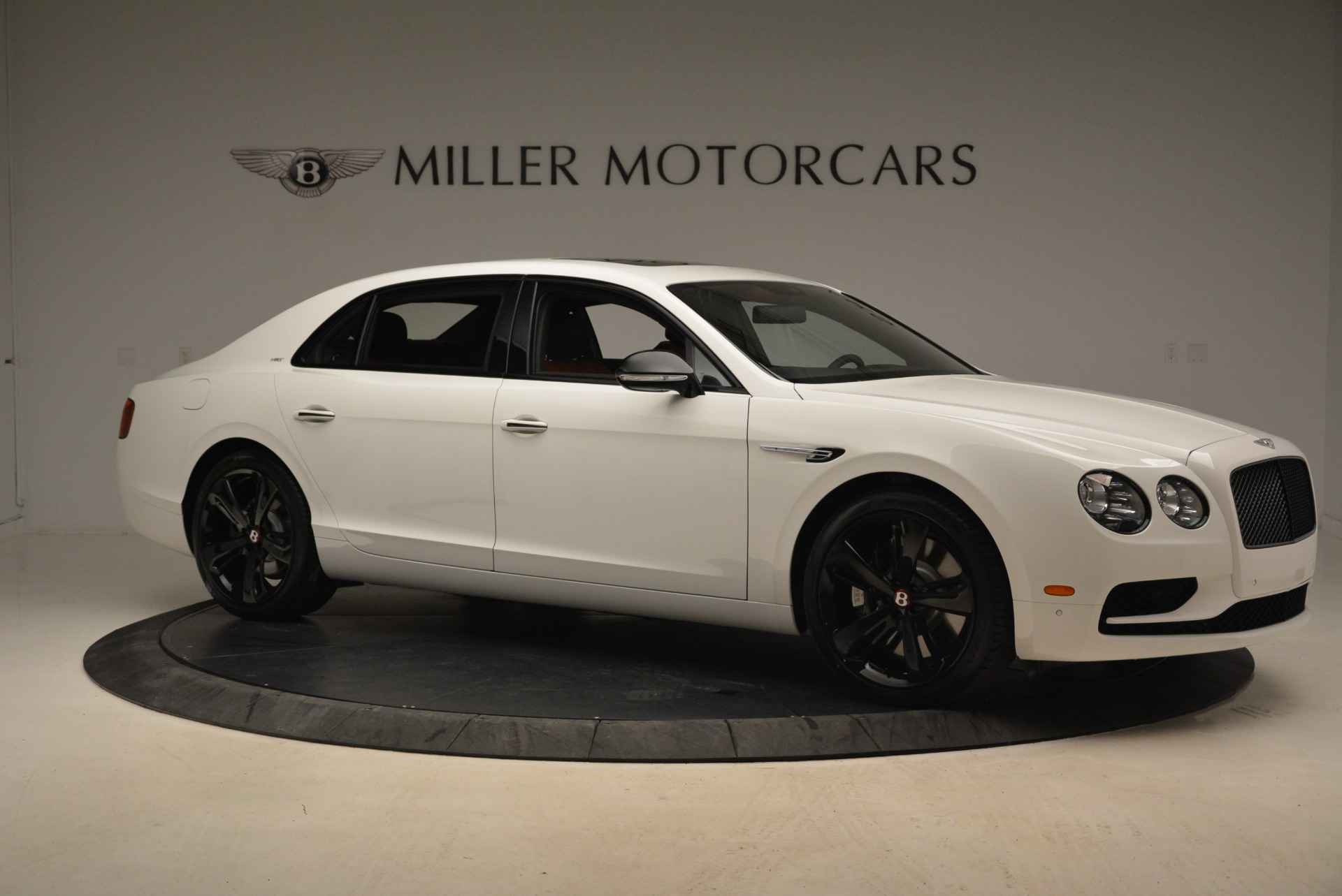 New 2018 Bentley Flying Spur V8 S Black Edition For Sale In Greenwich, CT. Alfa Romeo of Greenwich, B1338 2096_p10