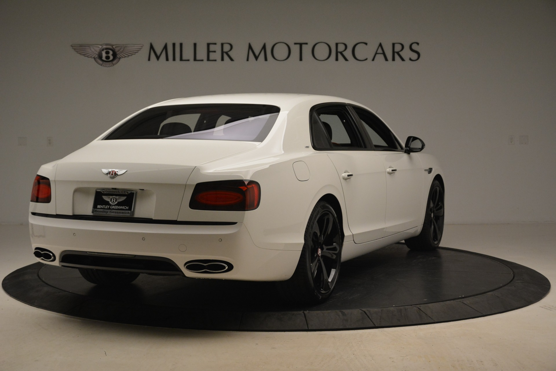 New 2018 Bentley Flying Spur V8 S Black Edition For Sale In Greenwich, CT. Alfa Romeo of Greenwich, B1338 2096_p7