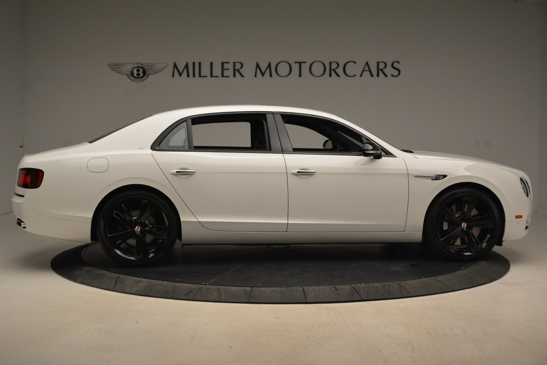 New 2018 Bentley Flying Spur V8 S Black Edition For Sale In Greenwich, CT. Alfa Romeo of Greenwich, B1338 2096_p9