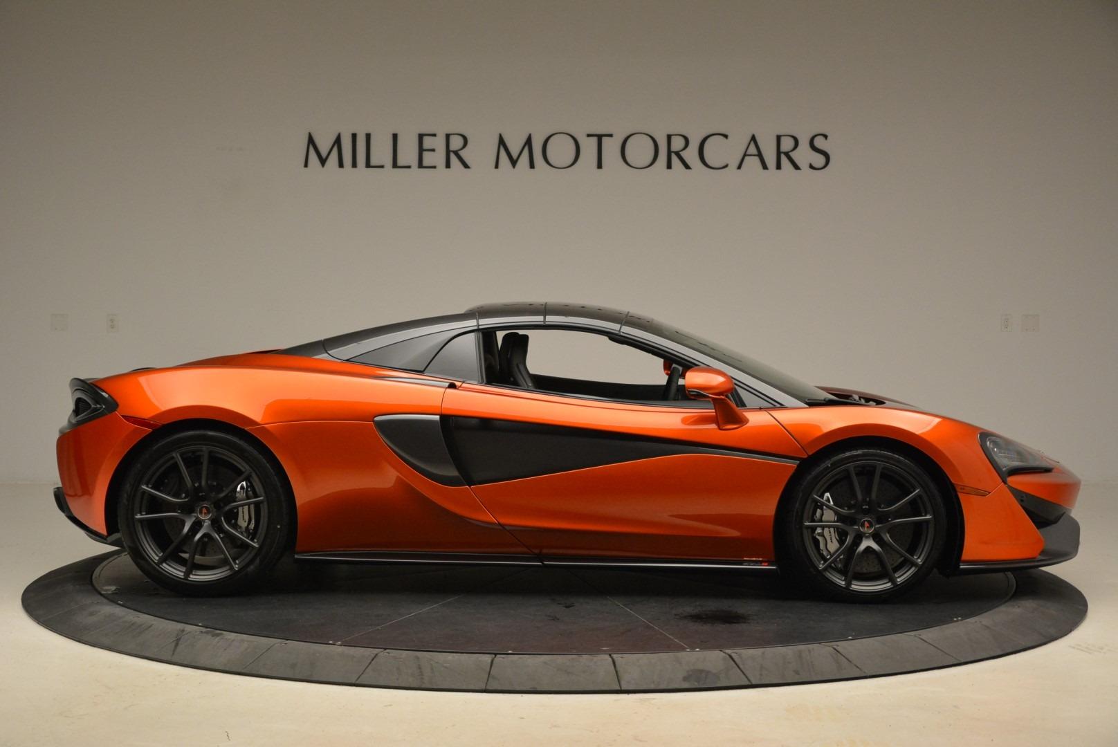 New 2018 McLaren 570S Spider For Sale In Greenwich, CT. Alfa Romeo of Greenwich, MC342 2098_p20