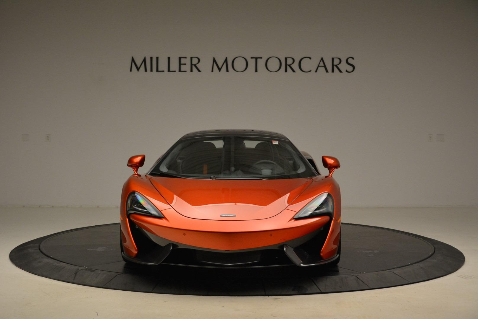 New 2018 McLaren 570S Spider For Sale In Greenwich, CT. Alfa Romeo of Greenwich, MC342 2098_p22