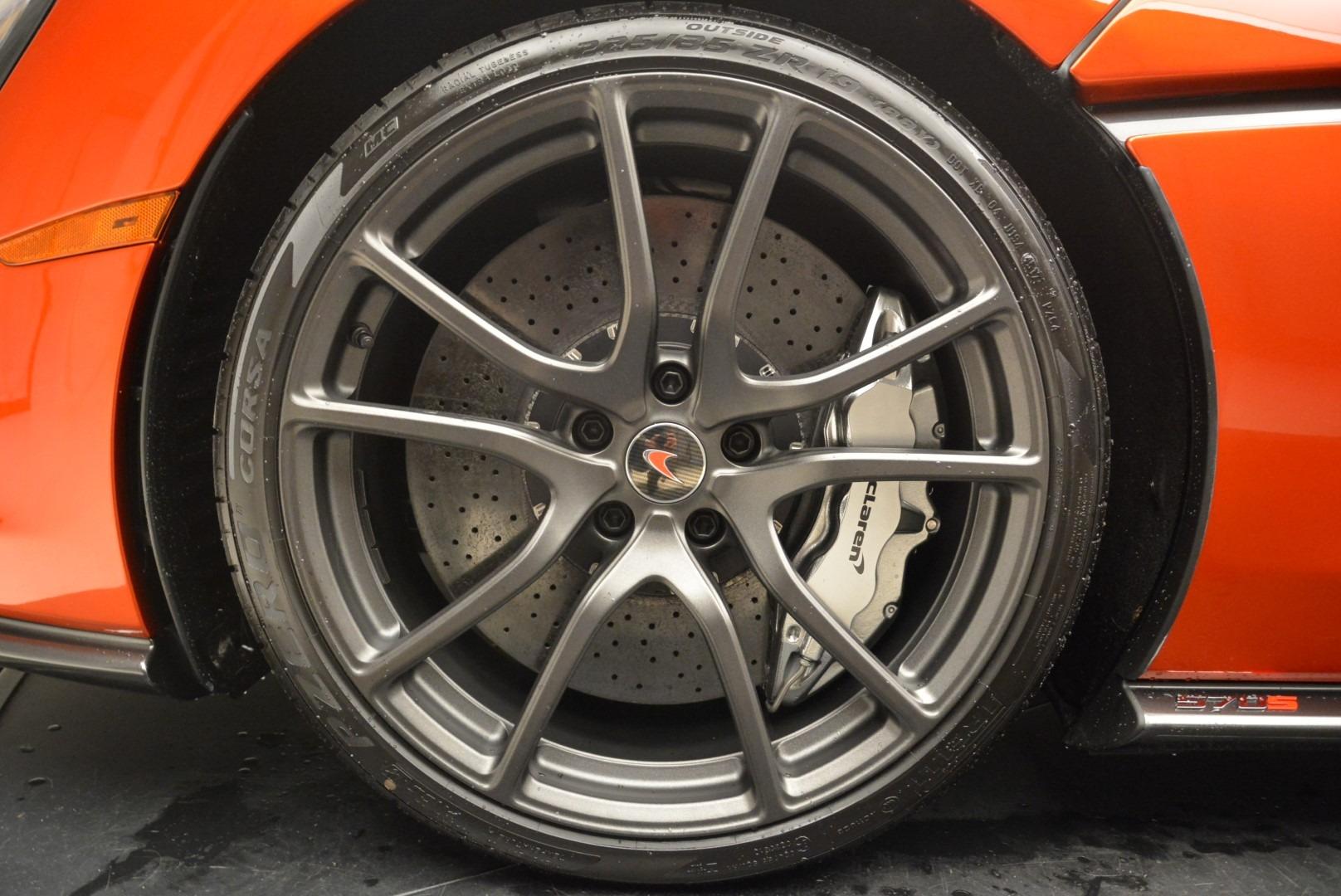 New 2018 McLaren 570S Spider For Sale In Greenwich, CT. Alfa Romeo of Greenwich, MC342 2098_p23