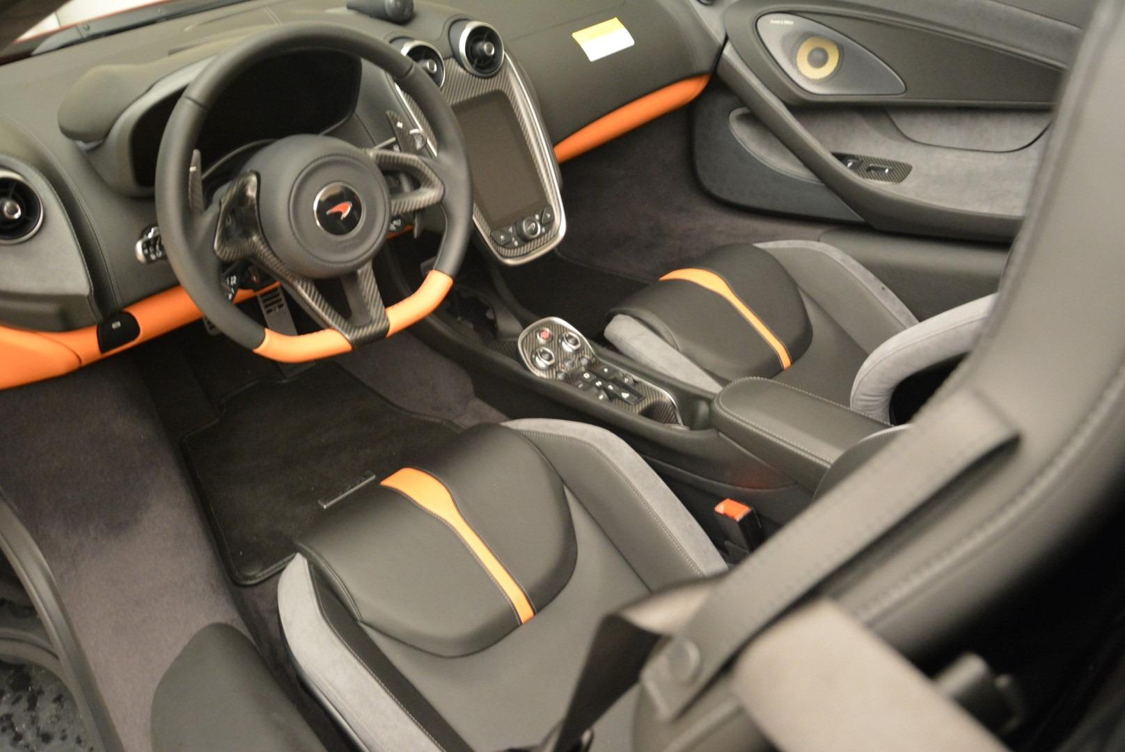 New 2018 McLaren 570S Spider For Sale In Greenwich, CT. Alfa Romeo of Greenwich, MC342 2098_p25