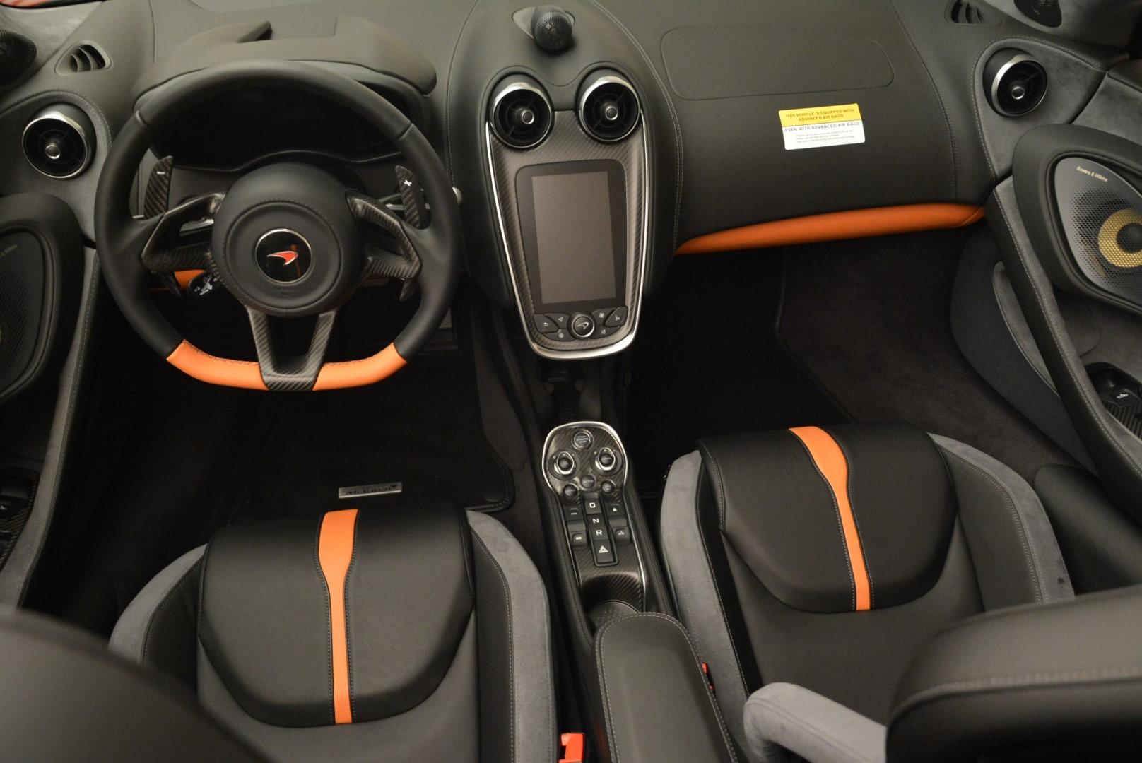 New 2018 McLaren 570S Spider For Sale In Greenwich, CT. Alfa Romeo of Greenwich, MC342 2098_p28