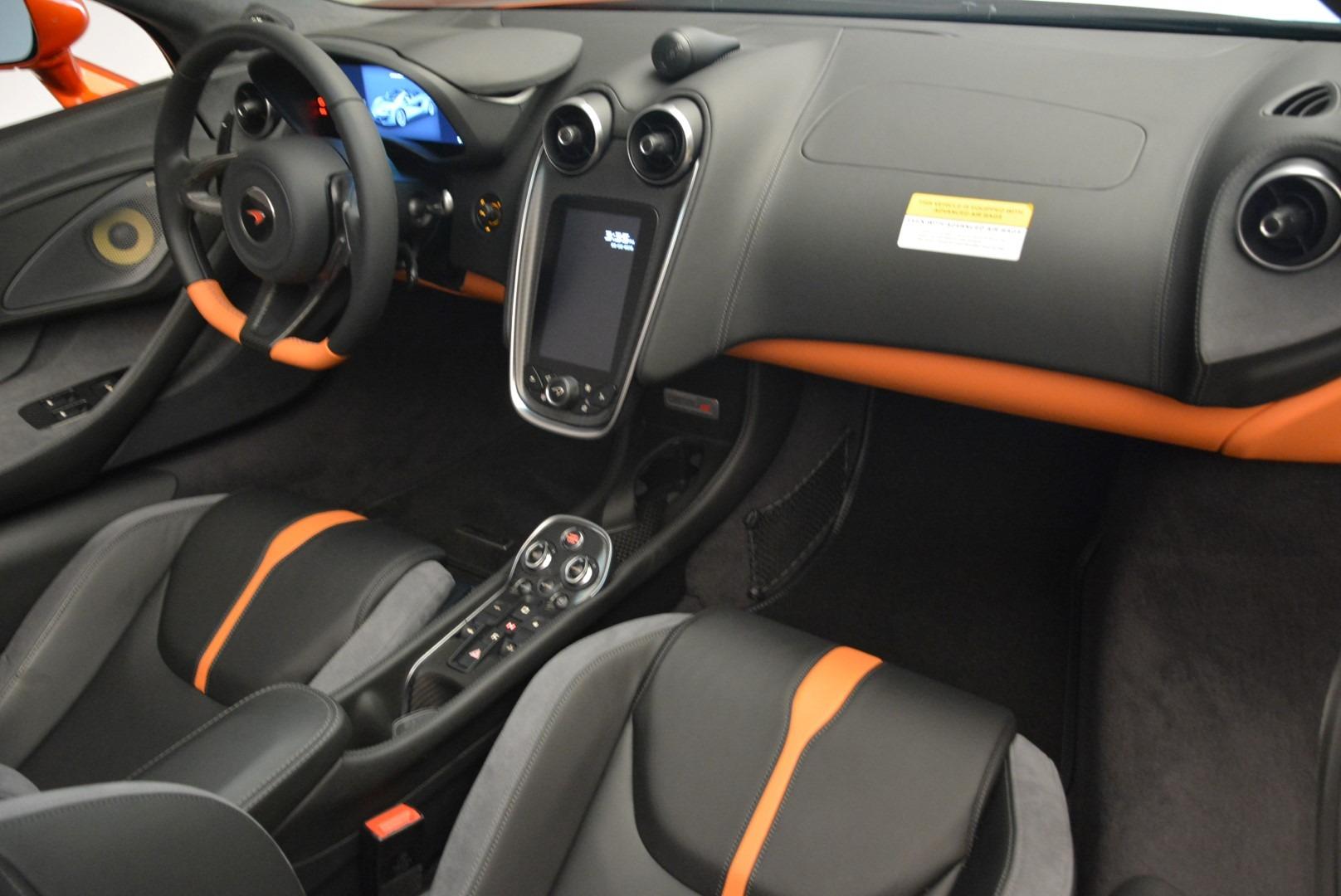 New 2018 McLaren 570S Spider For Sale In Greenwich, CT. Alfa Romeo of Greenwich, MC342 2098_p29