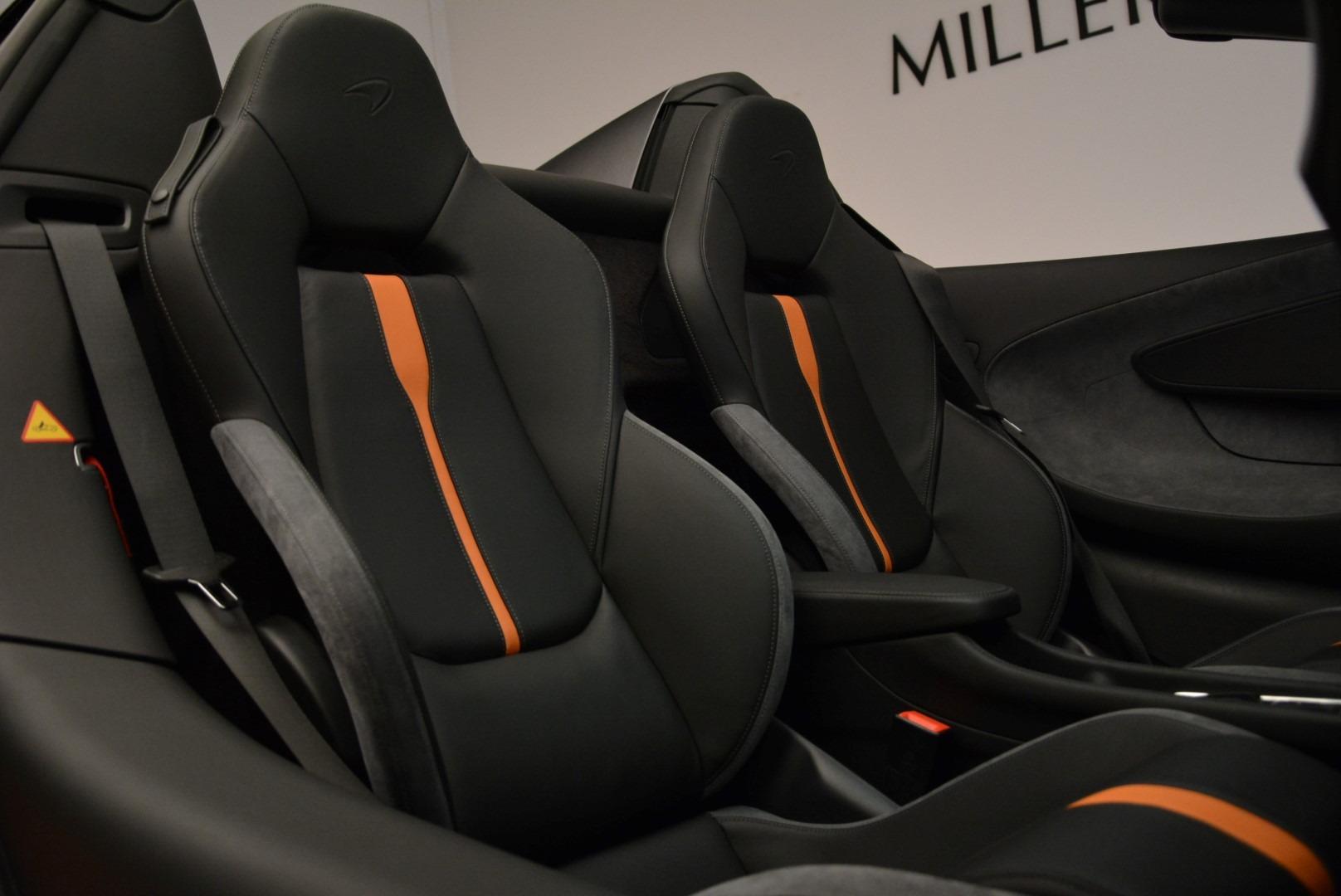 New 2018 McLaren 570S Spider For Sale In Greenwich, CT. Alfa Romeo of Greenwich, MC342 2098_p31