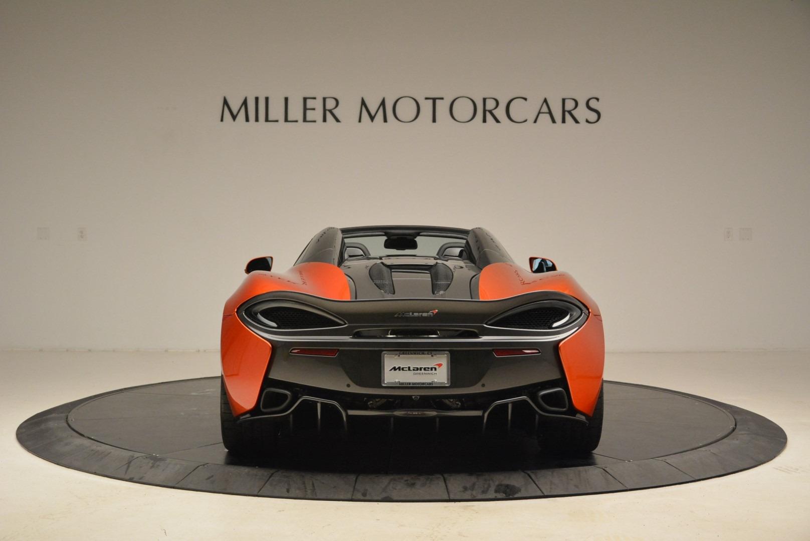 New 2018 McLaren 570S Spider For Sale In Greenwich, CT. Alfa Romeo of Greenwich, MC342 2098_p6
