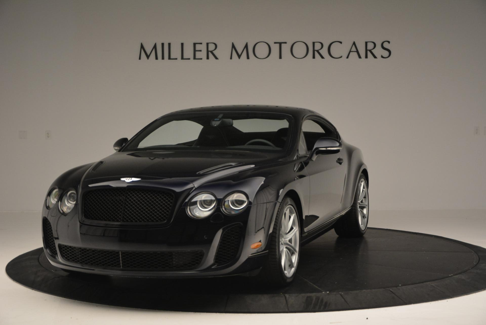 Used 2010 Bentley Continental Supersports  For Sale In Greenwich, CT. Alfa Romeo of Greenwich, B1073A 21_main