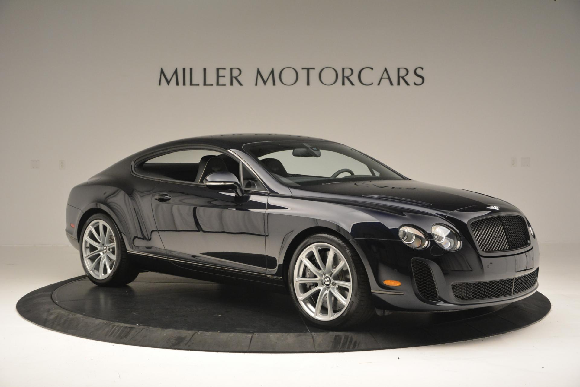 Used 2010 Bentley Continental Supersports  For Sale In Greenwich, CT. Alfa Romeo of Greenwich, B1073A 21_p10