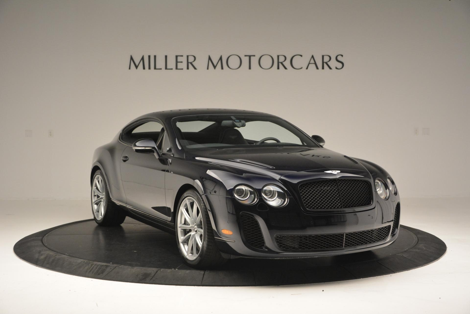 Used 2010 Bentley Continental Supersports  For Sale In Greenwich, CT. Alfa Romeo of Greenwich, B1073A 21_p11