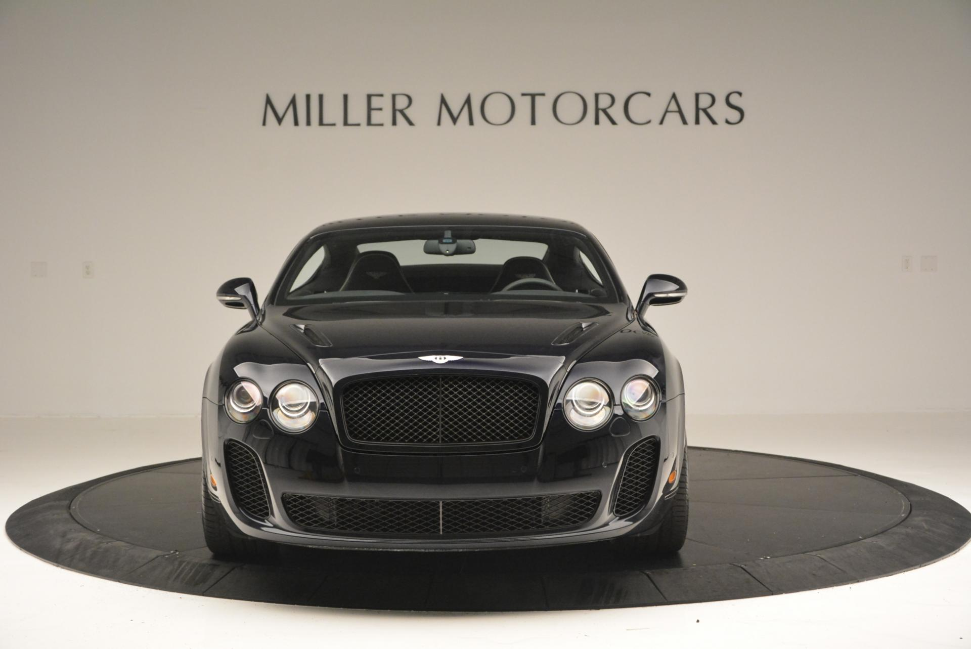 Used 2010 Bentley Continental Supersports  For Sale In Greenwich, CT. Alfa Romeo of Greenwich, B1073A 21_p12