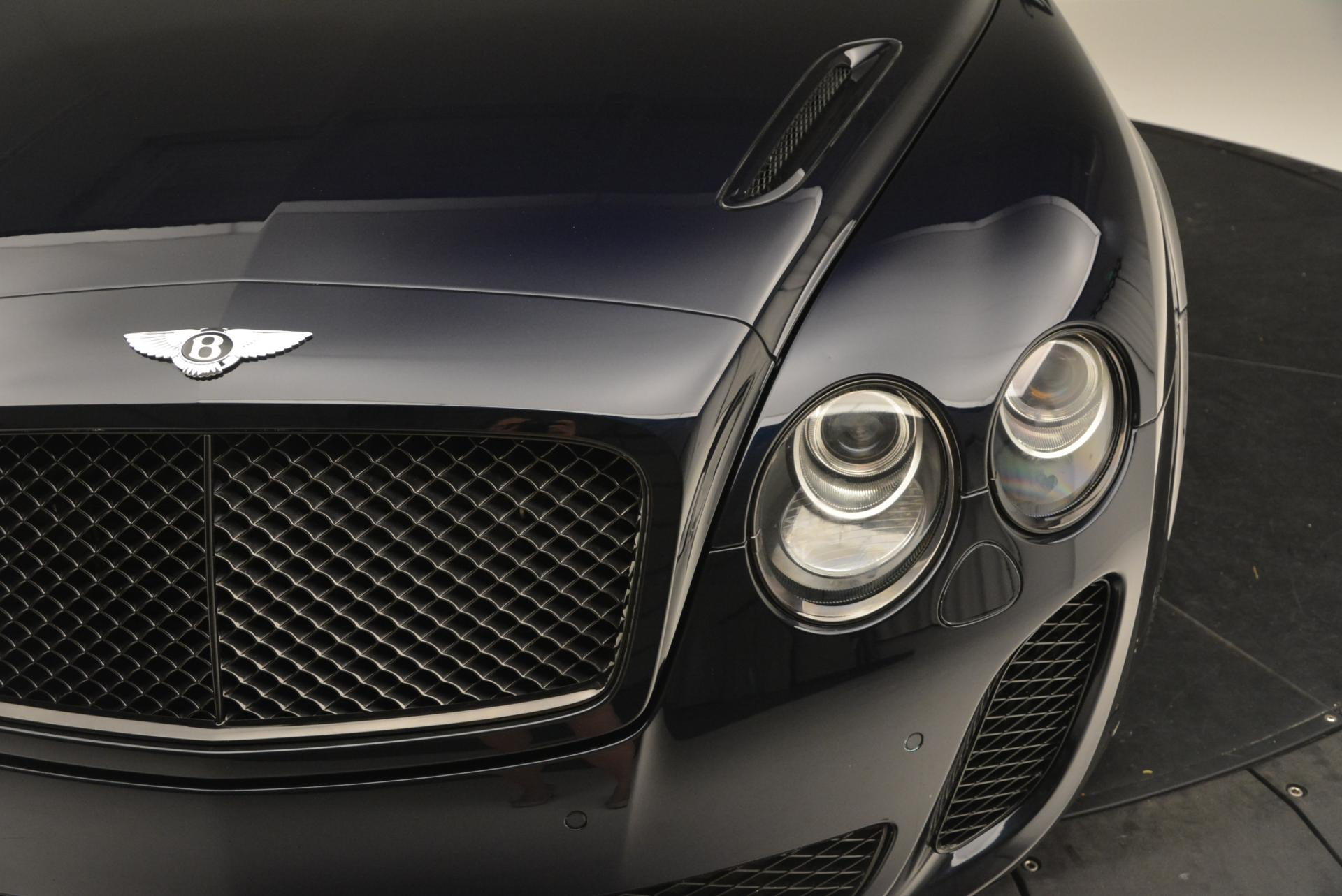 Used 2010 Bentley Continental Supersports  For Sale In Greenwich, CT. Alfa Romeo of Greenwich, B1073A 21_p14