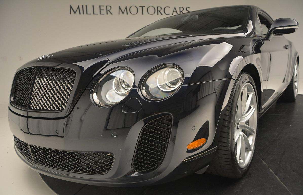 Used 2010 Bentley Continental Supersports  For Sale In Greenwich, CT. Alfa Romeo of Greenwich, B1073A 21_p15