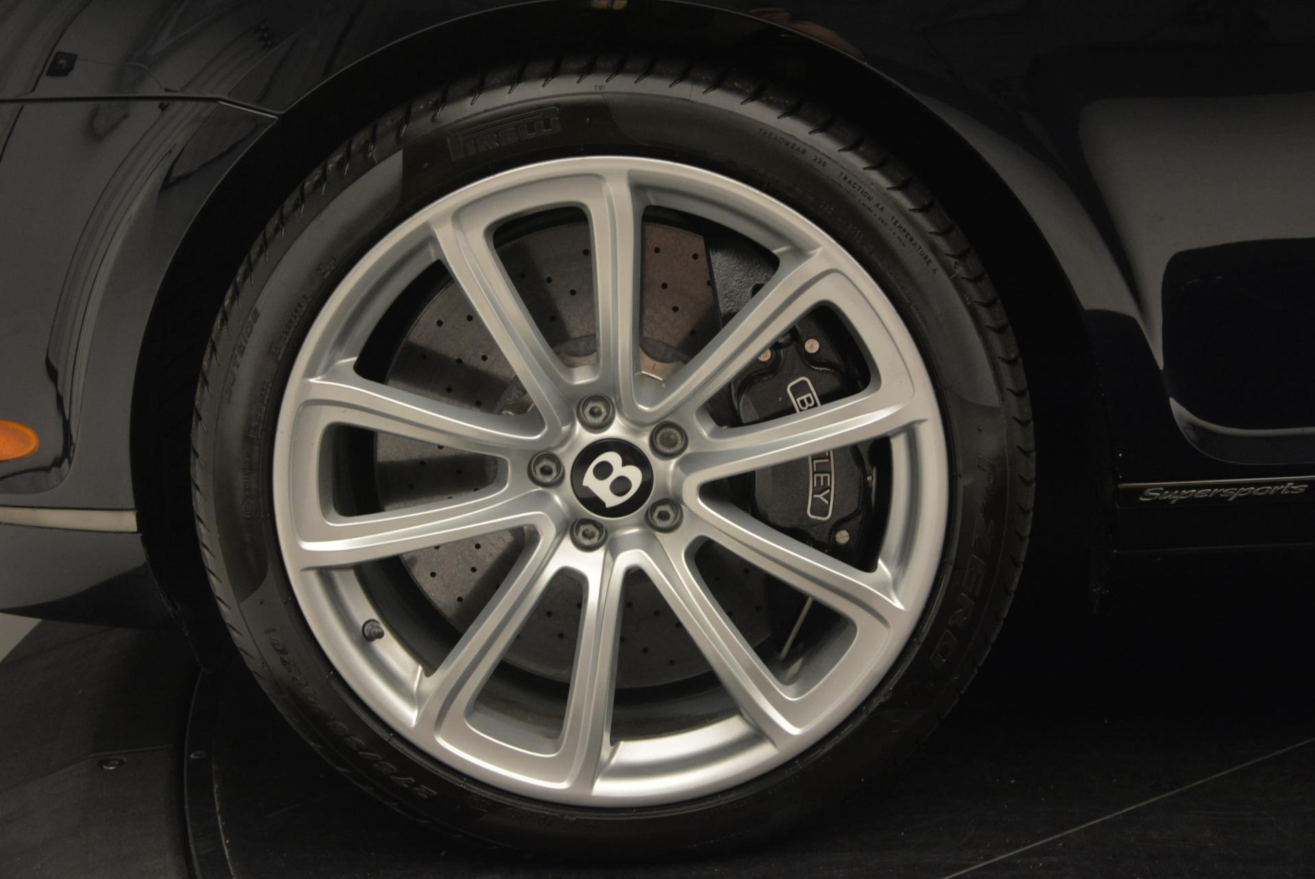 Used 2010 Bentley Continental Supersports  For Sale In Greenwich, CT. Alfa Romeo of Greenwich, B1073A 21_p19