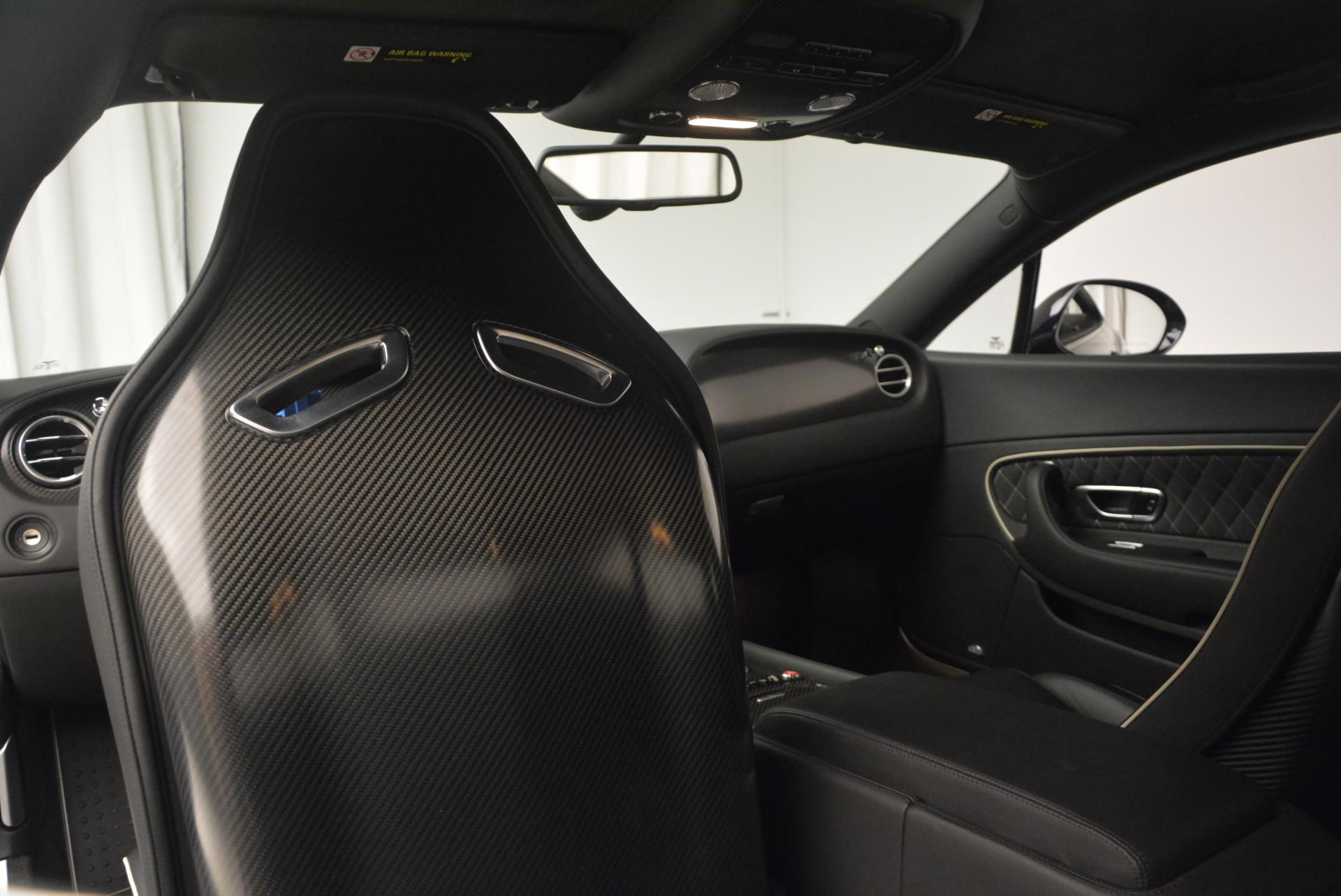 Used 2010 Bentley Continental Supersports  For Sale In Greenwich, CT. Alfa Romeo of Greenwich, B1073A 21_p29