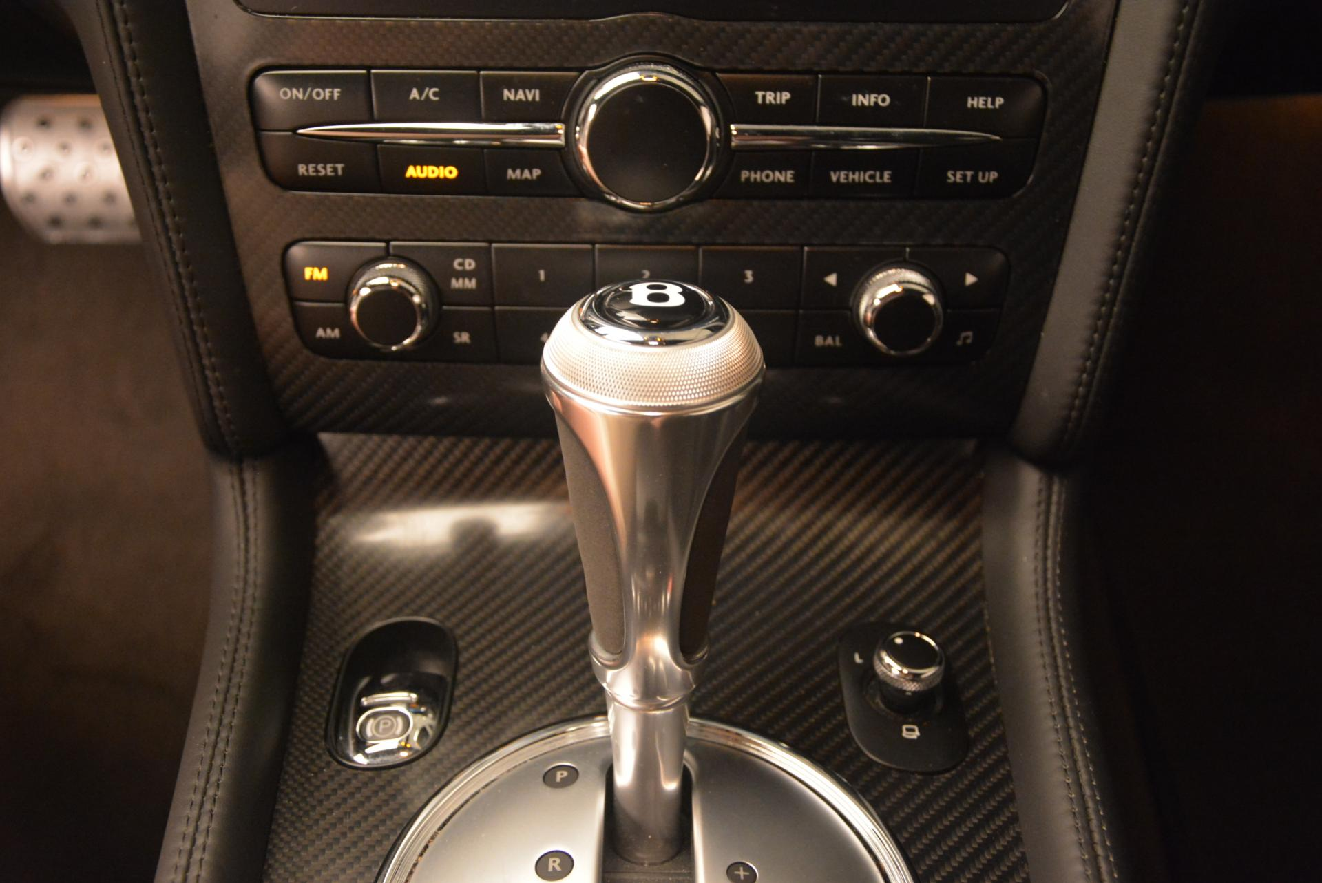 Used 2010 Bentley Continental Supersports  For Sale In Greenwich, CT. Alfa Romeo of Greenwich, B1073A 21_p35