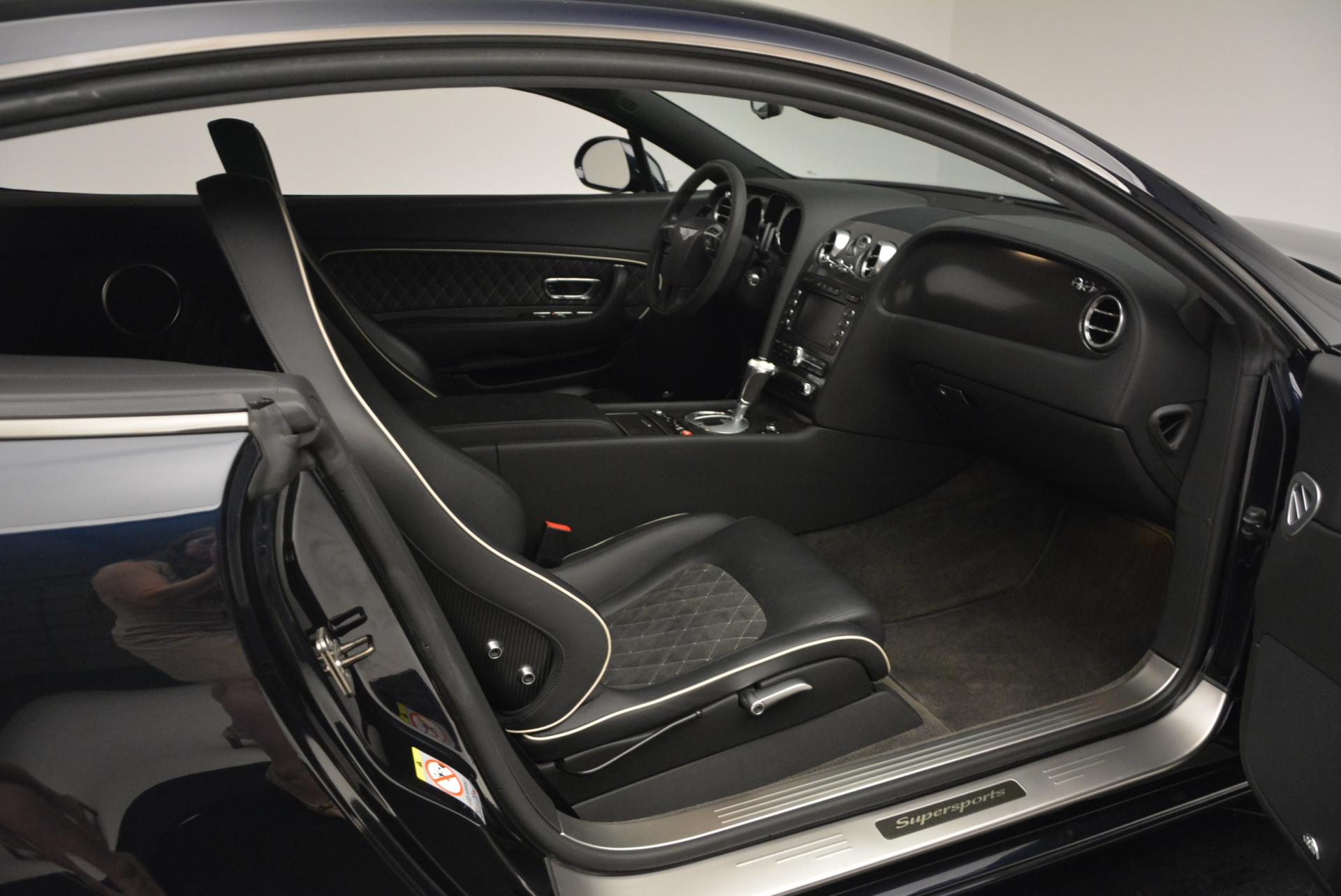 Used 2010 Bentley Continental Supersports  For Sale In Greenwich, CT. Alfa Romeo of Greenwich, B1073A 21_p39