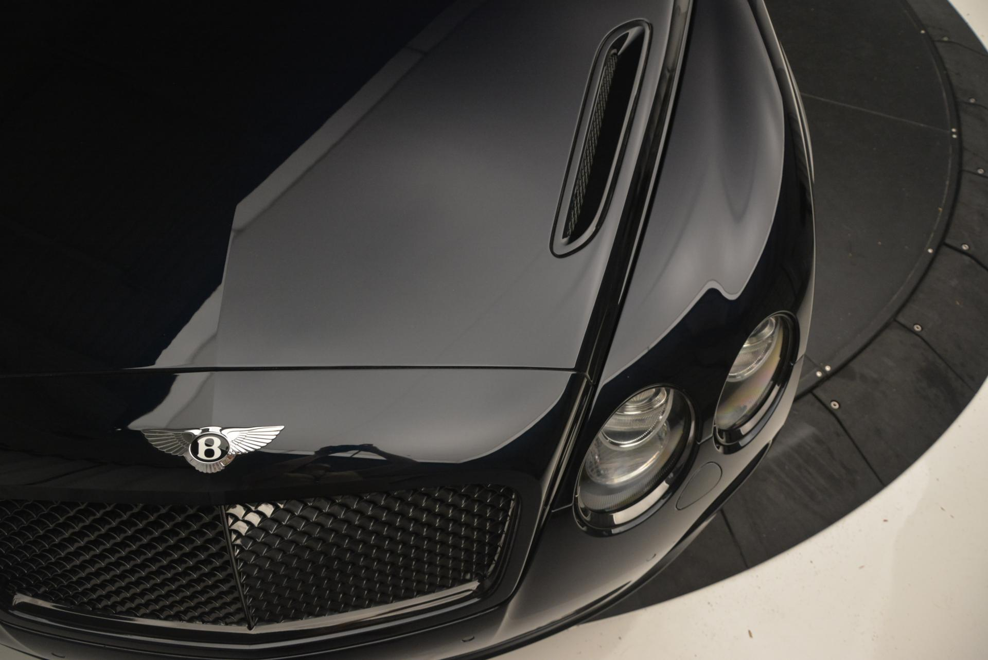 Used 2010 Bentley Continental Supersports  For Sale In Greenwich, CT. Alfa Romeo of Greenwich, B1073A 21_p42