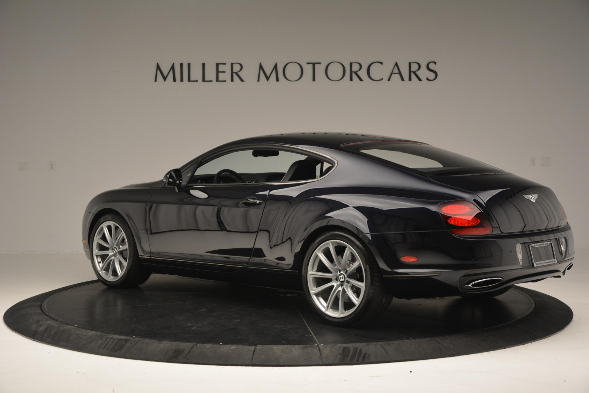 Used 2010 Bentley Continental Supersports  For Sale In Greenwich, CT. Alfa Romeo of Greenwich, B1073A 21_p4