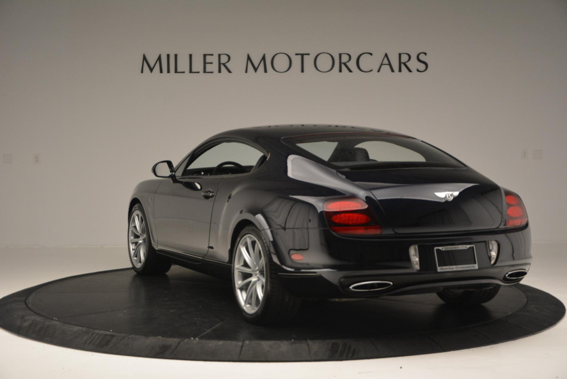 Used 2010 Bentley Continental Supersports  For Sale In Greenwich, CT. Alfa Romeo of Greenwich, B1073A 21_p5
