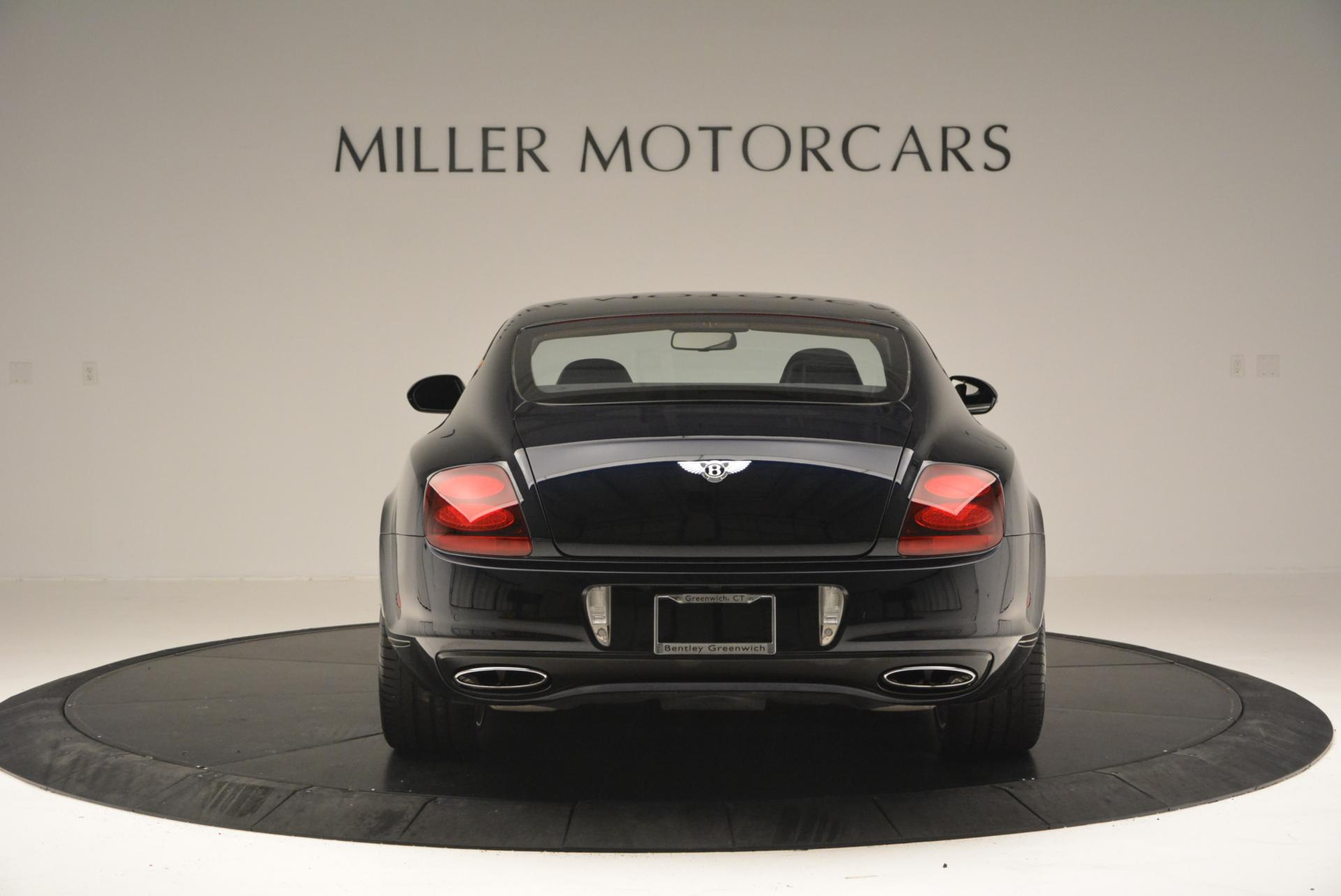 Used 2010 Bentley Continental Supersports  For Sale In Greenwich, CT. Alfa Romeo of Greenwich, B1073A 21_p6