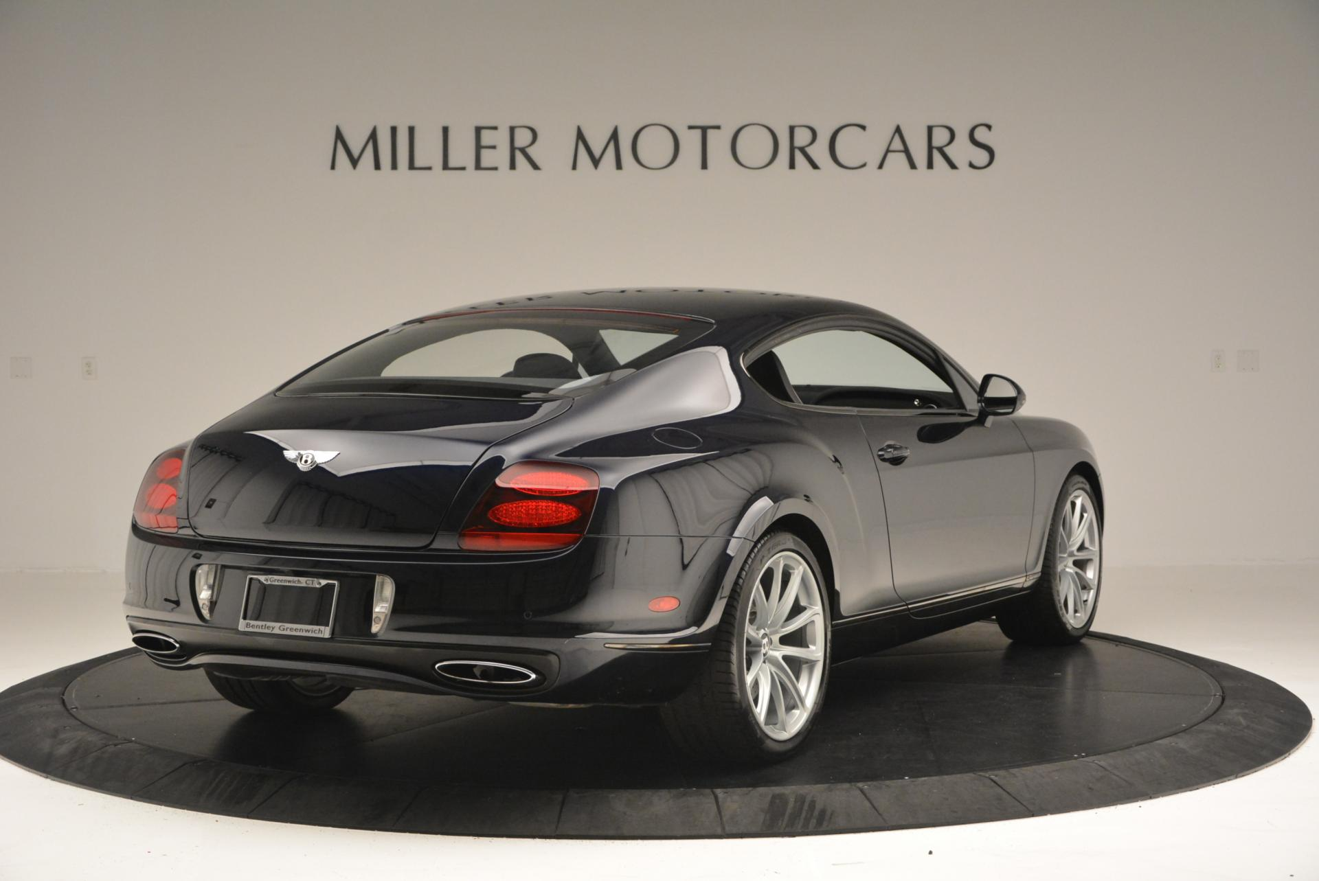 Used 2010 Bentley Continental Supersports  For Sale In Greenwich, CT. Alfa Romeo of Greenwich, B1073A 21_p7