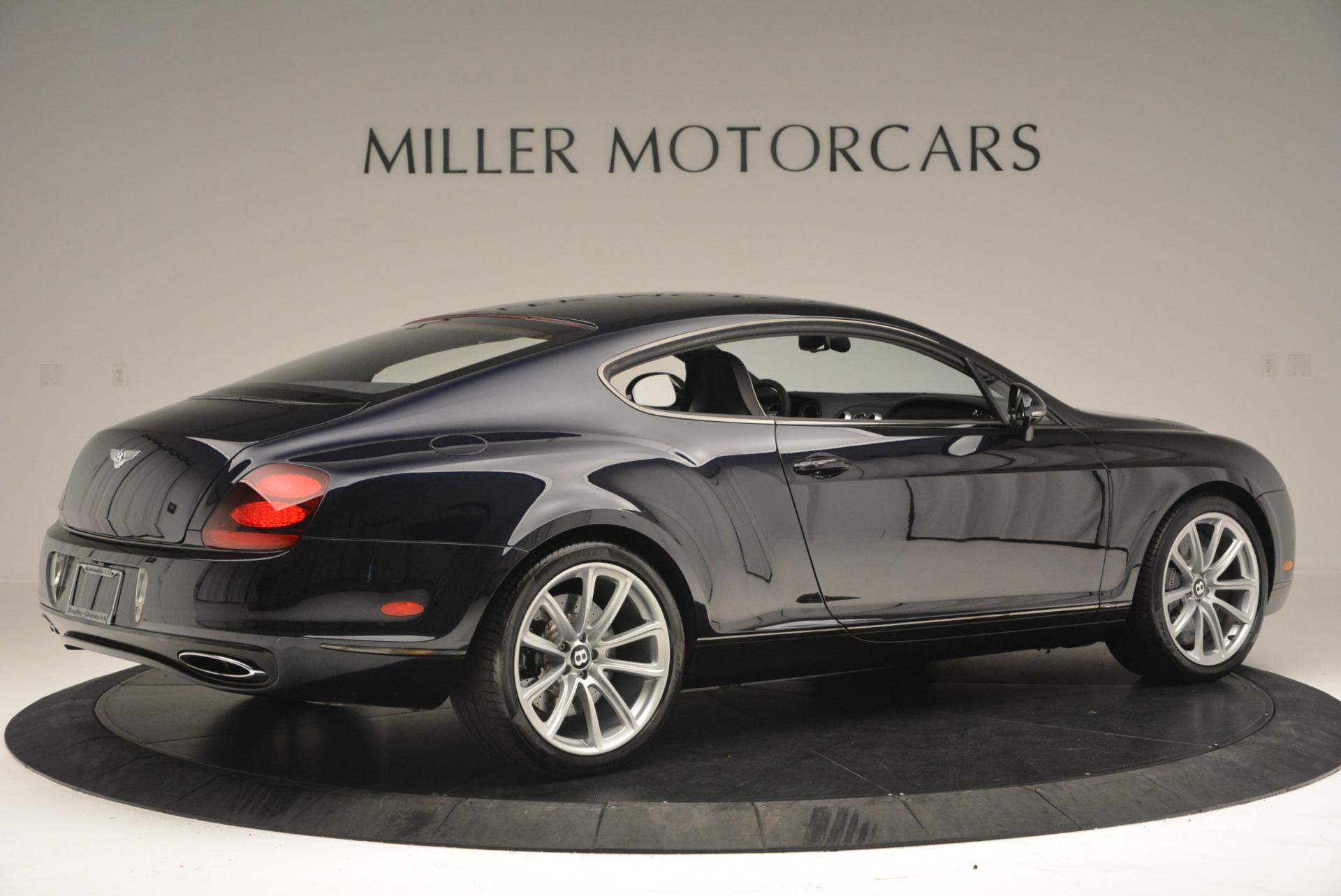 Used 2010 Bentley Continental Supersports  For Sale In Greenwich, CT. Alfa Romeo of Greenwich, B1073A 21_p8