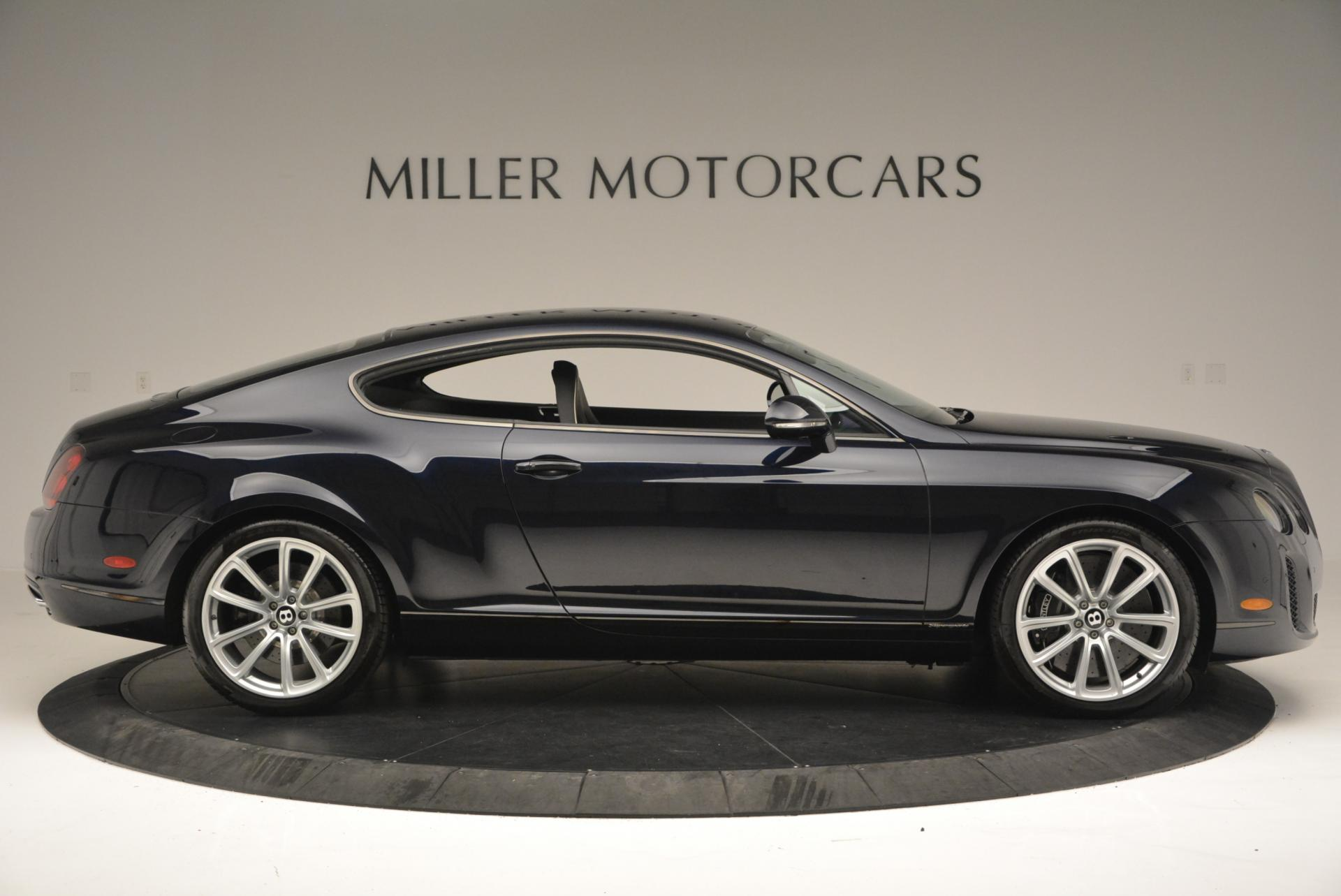 Used 2010 Bentley Continental Supersports  For Sale In Greenwich, CT. Alfa Romeo of Greenwich, B1073A 21_p9