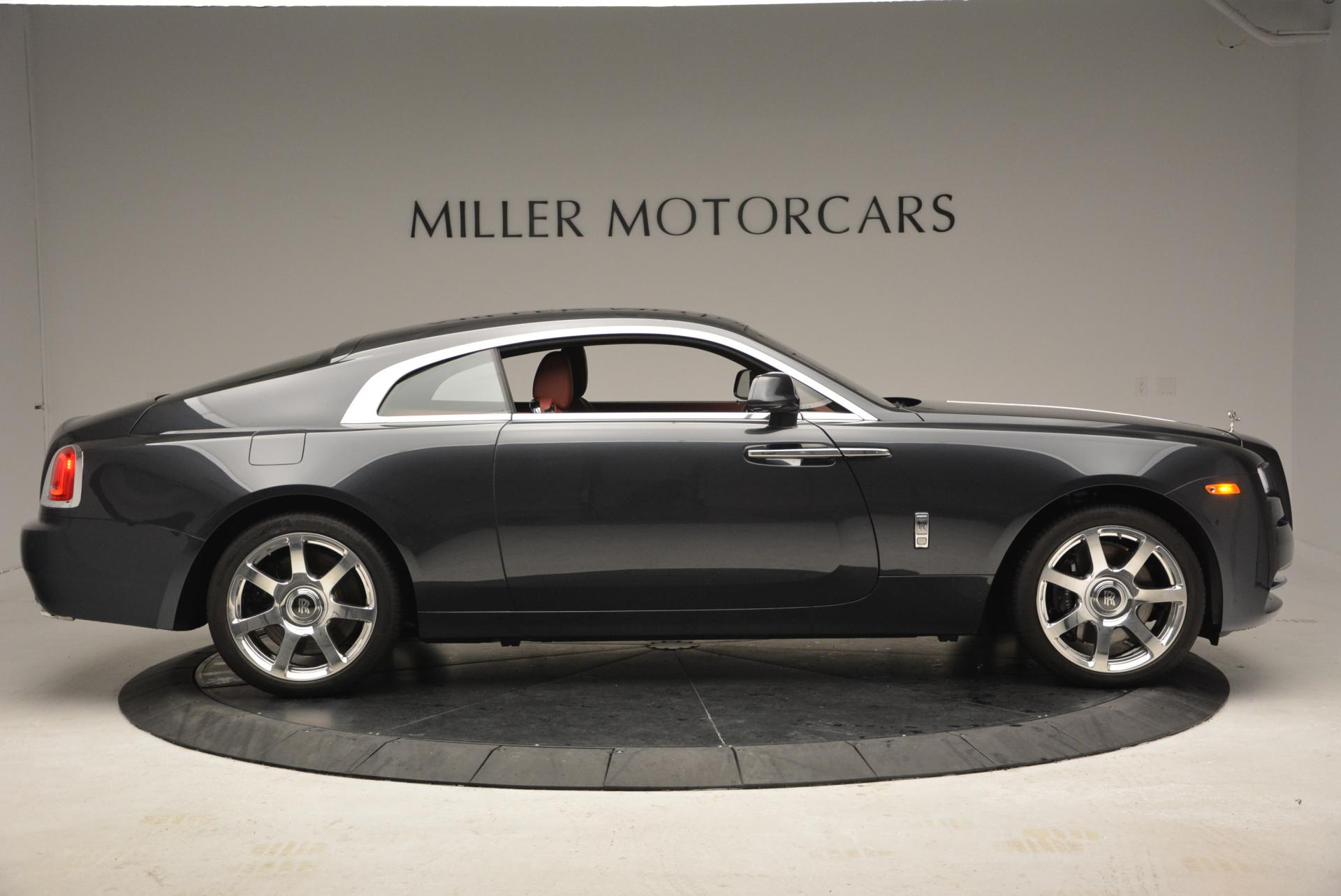 Used 2016 Rolls-Royce Wraith  For Sale In Greenwich, CT. Alfa Romeo of Greenwich, R335 210_p10