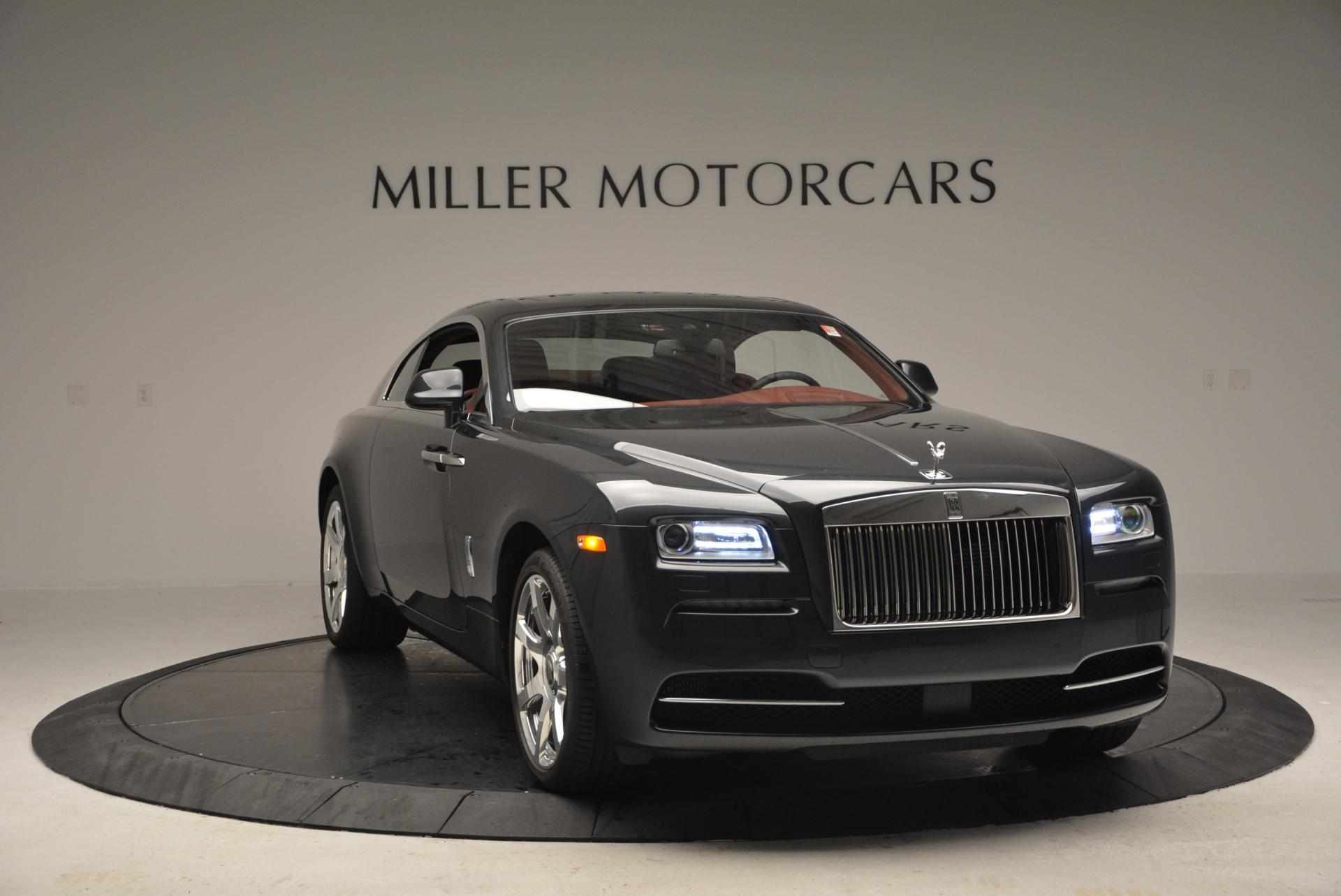 Used 2016 Rolls-Royce Wraith  For Sale In Greenwich, CT. Alfa Romeo of Greenwich, R335 210_p11