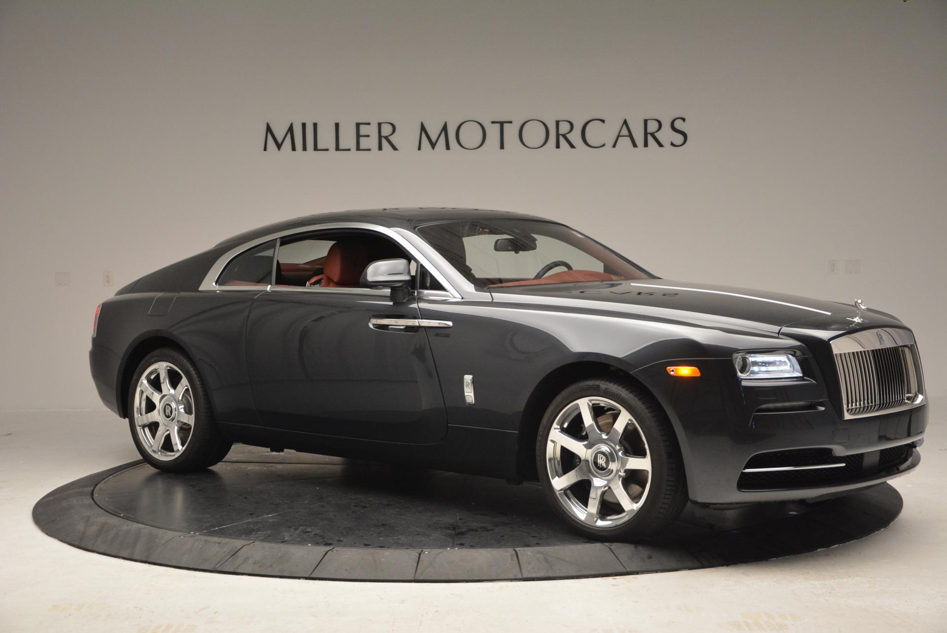 Used 2016 Rolls-Royce Wraith  For Sale In Greenwich, CT. Alfa Romeo of Greenwich, R335 210_p12