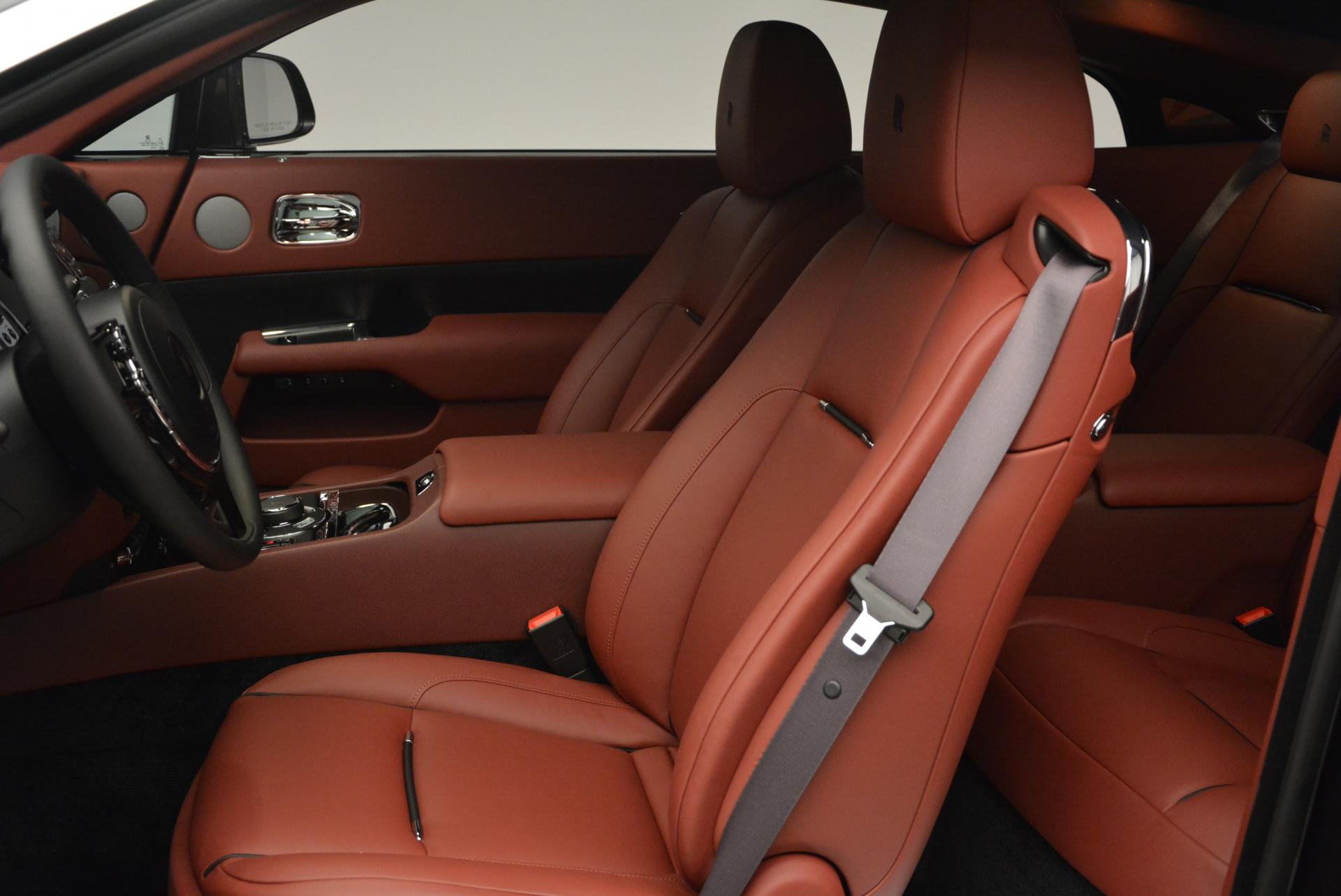 Used 2016 Rolls-Royce Wraith  For Sale In Greenwich, CT. Alfa Romeo of Greenwich, R335 210_p15