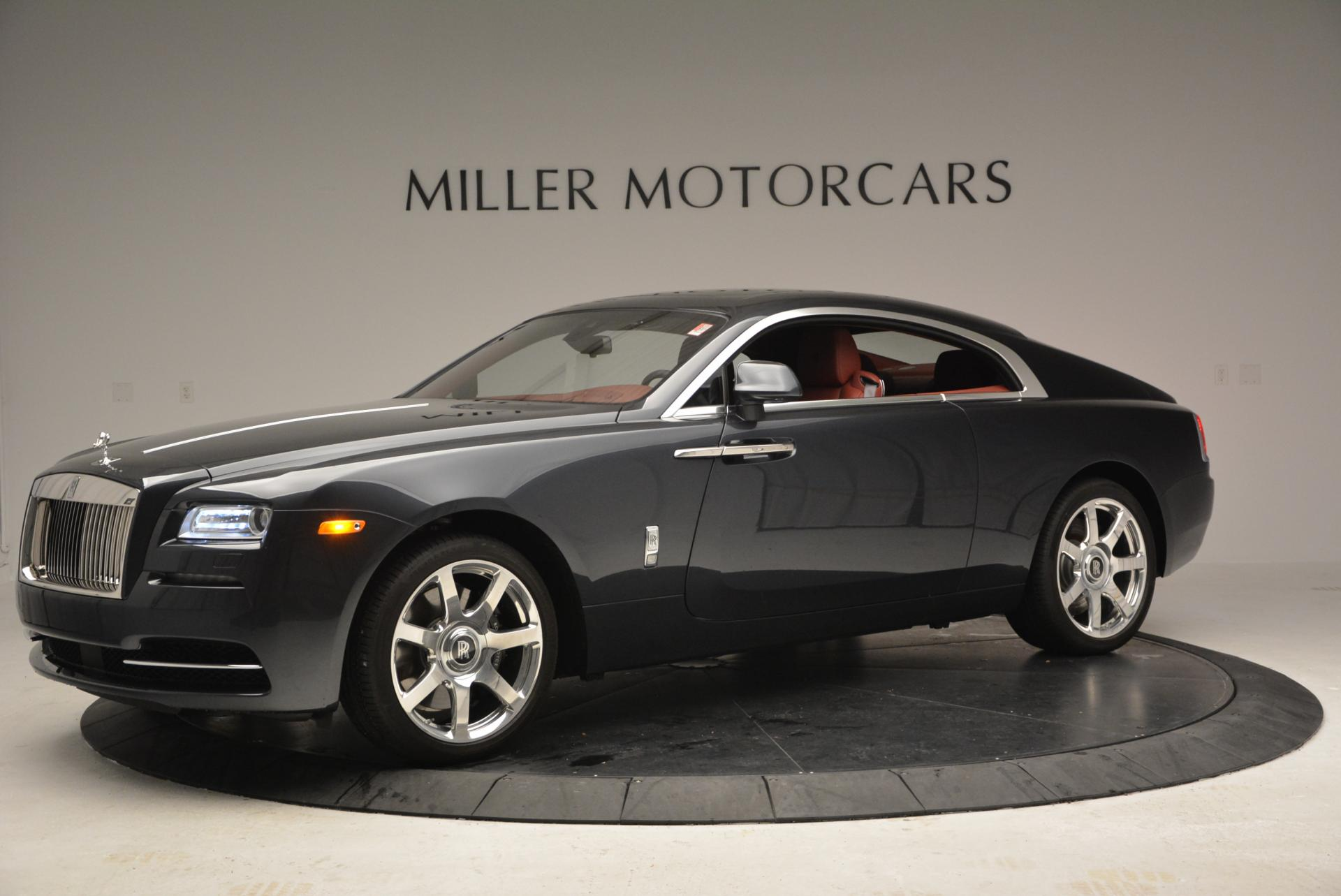 Used 2016 Rolls-Royce Wraith  For Sale In Greenwich, CT. Alfa Romeo of Greenwich, R335 210_p2