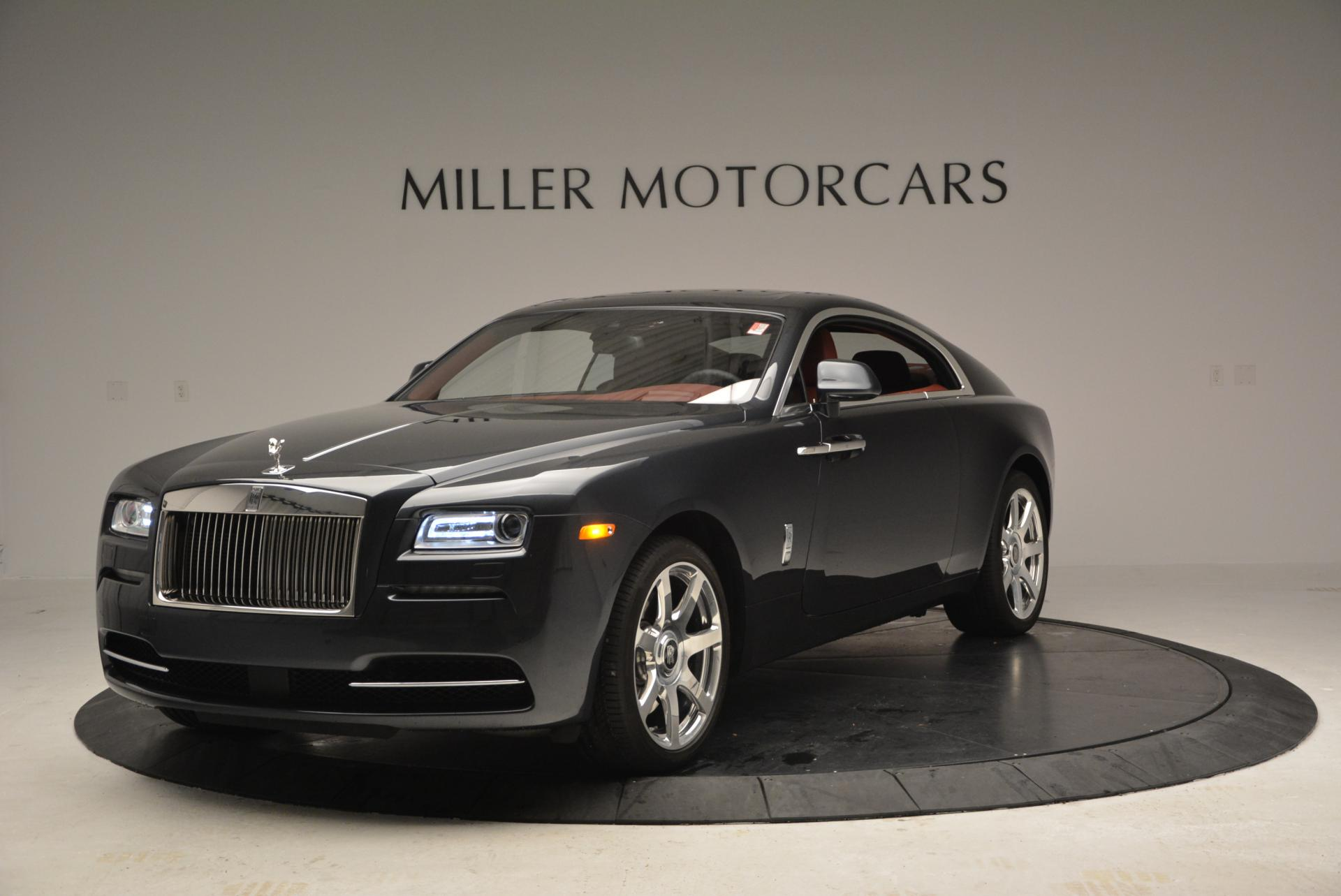 Used 2016 Rolls-Royce Wraith  For Sale In Greenwich, CT. Alfa Romeo of Greenwich, R335 210_p3