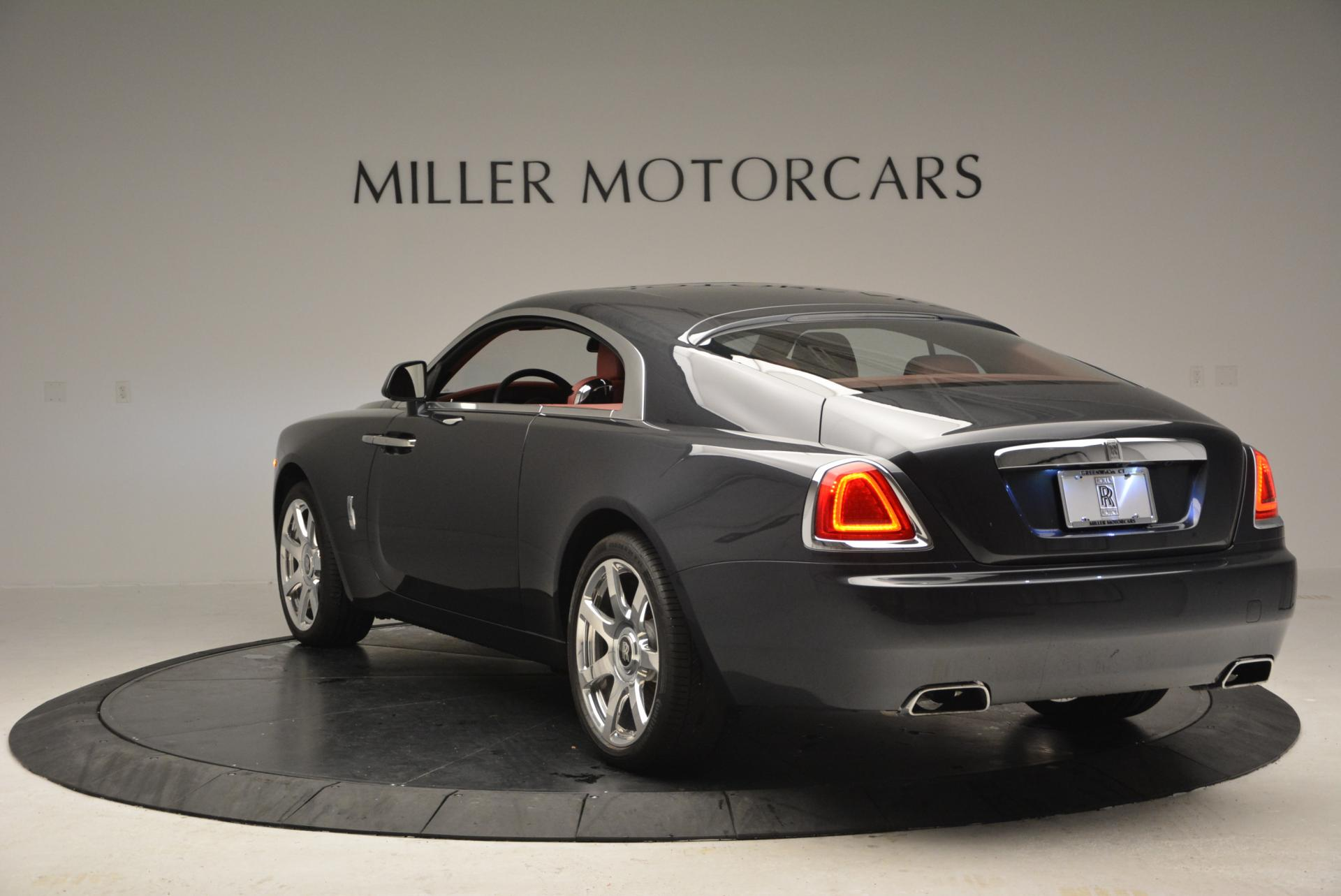 Used 2016 Rolls-Royce Wraith  For Sale In Greenwich, CT. Alfa Romeo of Greenwich, R335 210_p4