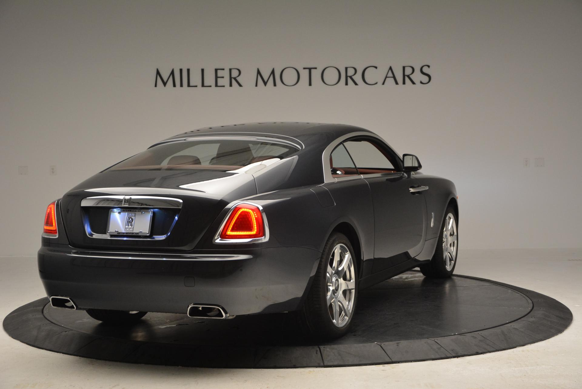 Used 2016 Rolls-Royce Wraith  For Sale In Greenwich, CT. Alfa Romeo of Greenwich, R335 210_p8