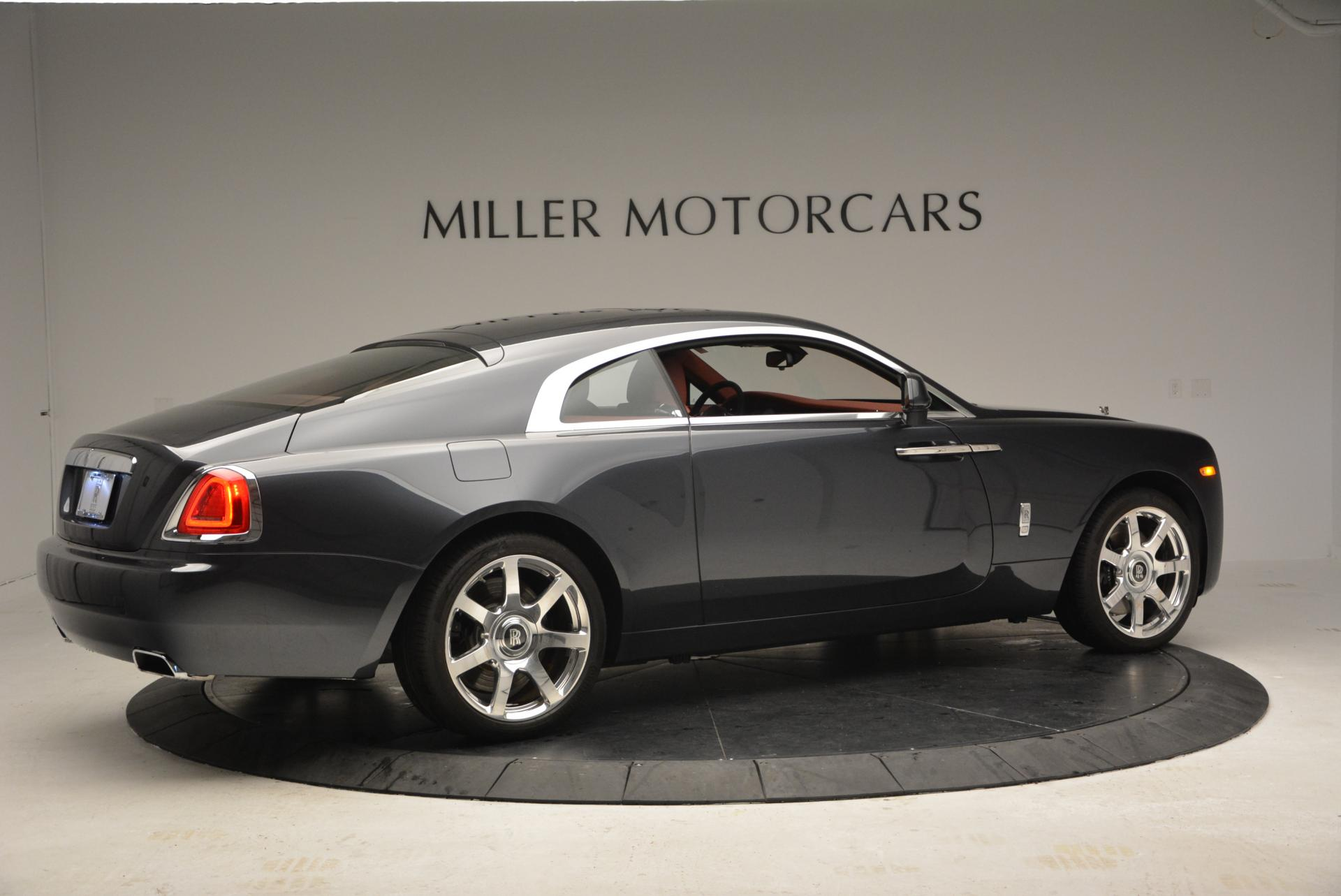 Used 2016 Rolls-Royce Wraith  For Sale In Greenwich, CT. Alfa Romeo of Greenwich, R335 210_p9