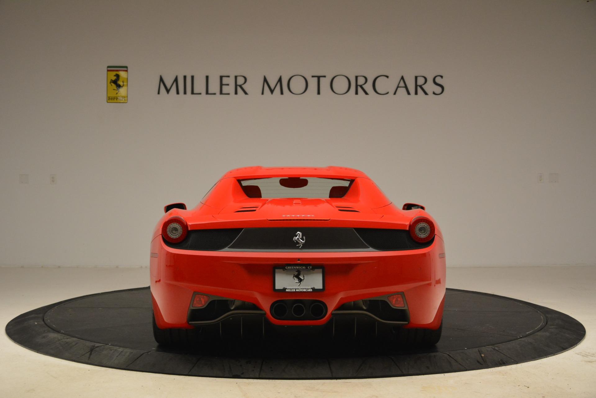 Used 2014 Ferrari 458 Spider  For Sale In Greenwich, CT. Alfa Romeo of Greenwich, 4588 2100_p18
