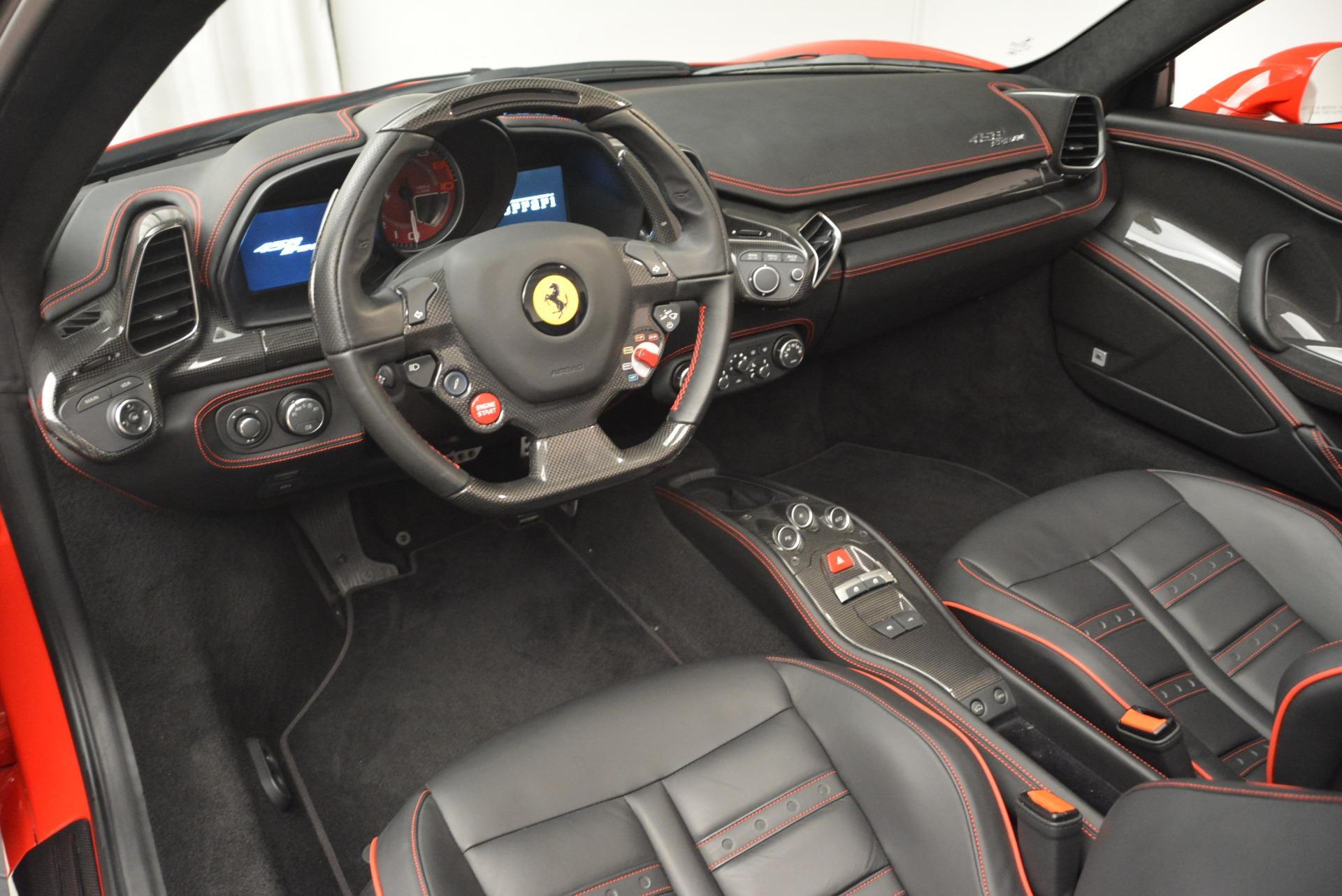 Used 2014 Ferrari 458 Spider  For Sale In Greenwich, CT. Alfa Romeo of Greenwich, 4588 2100_p25