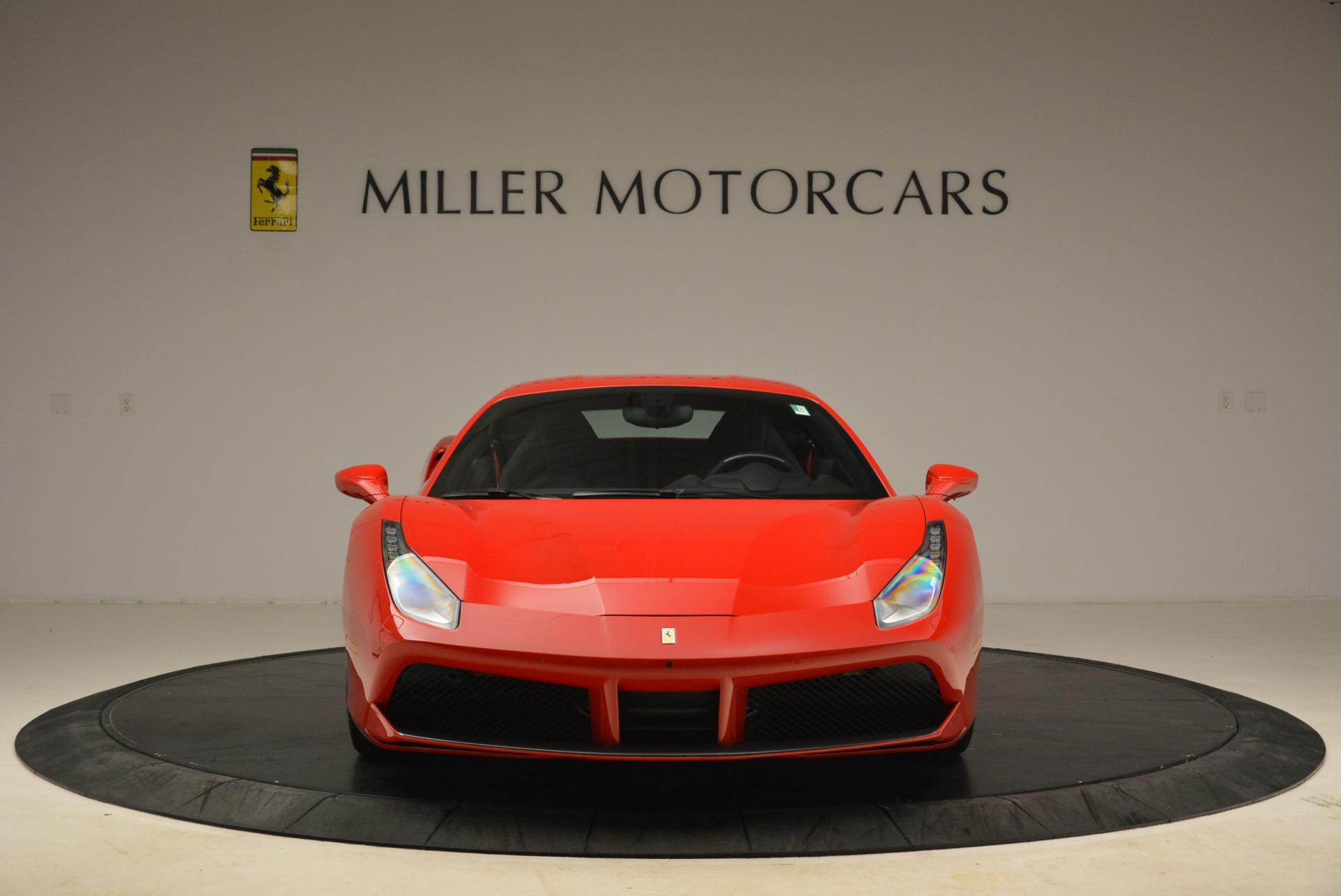 Used 2016 Ferrari 488 GTB  For Sale In Greenwich, CT. Alfa Romeo of Greenwich, 4463 2101_p12