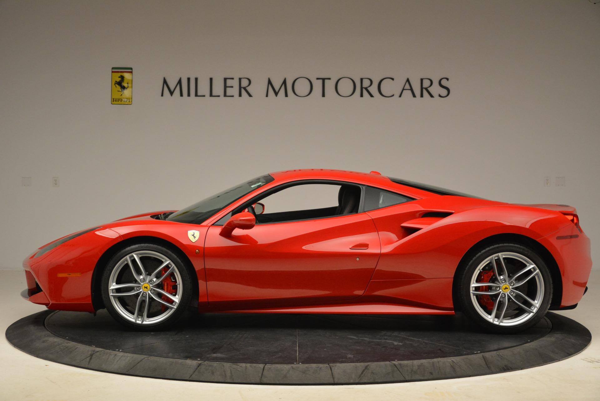Used 2016 Ferrari 488 GTB  For Sale In Greenwich, CT. Alfa Romeo of Greenwich, 4463 2101_p3