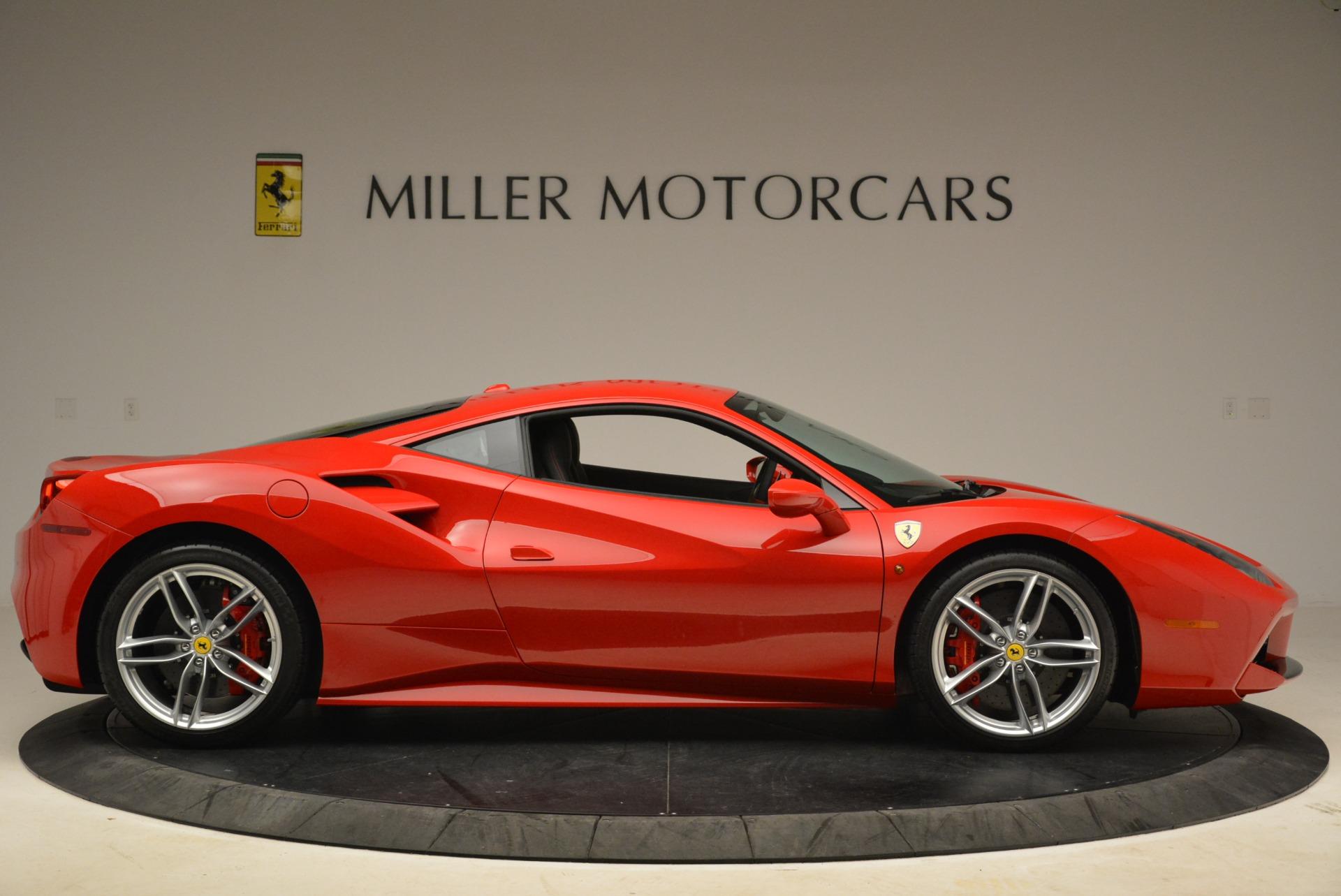 Used 2016 Ferrari 488 GTB  For Sale In Greenwich, CT. Alfa Romeo of Greenwich, 4463 2101_p9