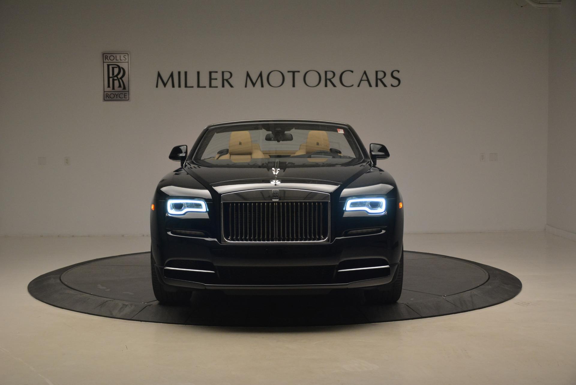 Used 2018 Rolls-Royce Dawn  For Sale In Greenwich, CT. Alfa Romeo of Greenwich, R461 2105_p11