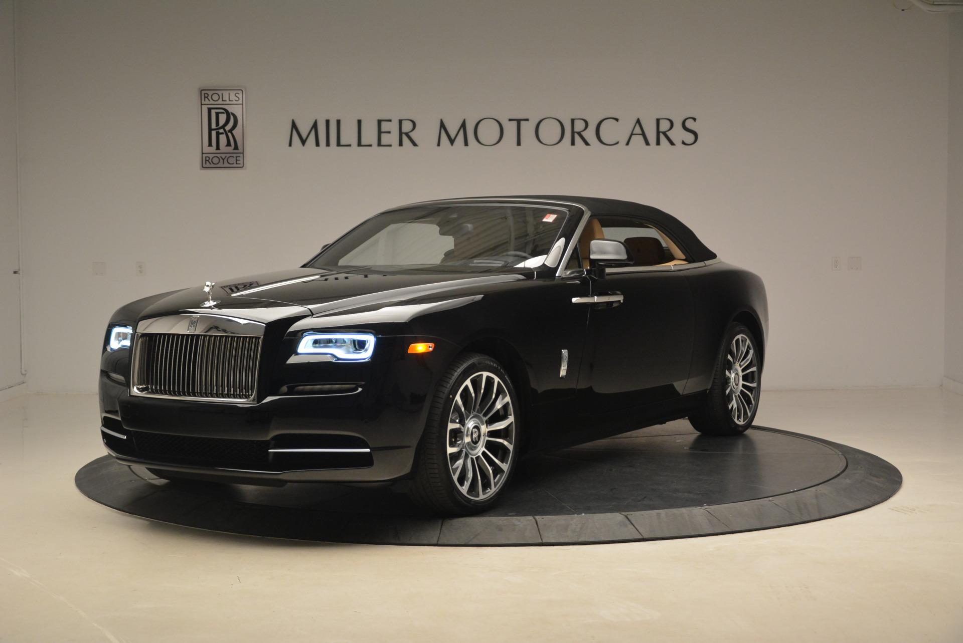 Used 2018 Rolls-Royce Dawn  For Sale In Greenwich, CT. Alfa Romeo of Greenwich, R461 2105_p12