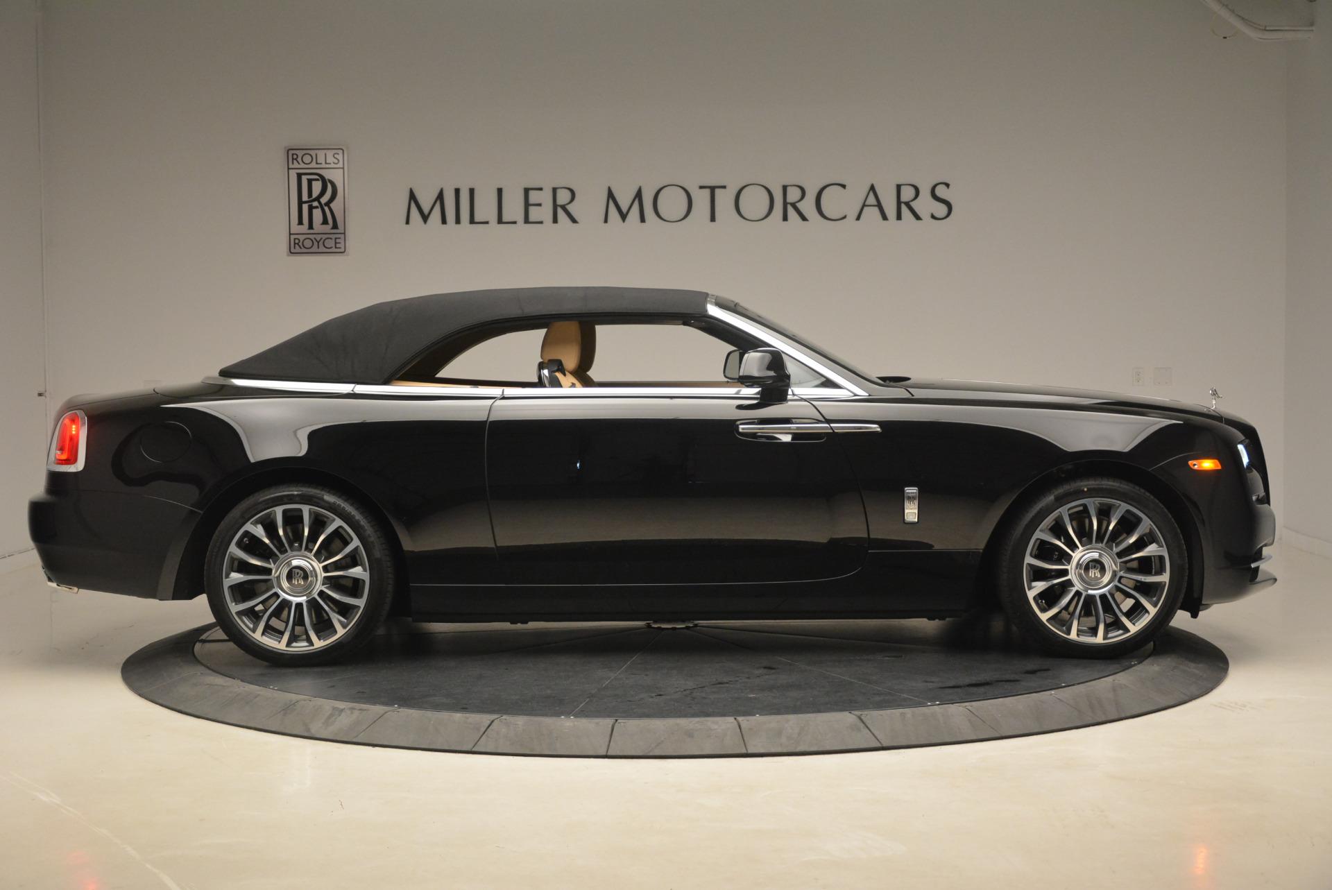 Used 2018 Rolls-Royce Dawn  For Sale In Greenwich, CT. Alfa Romeo of Greenwich, R461 2105_p17