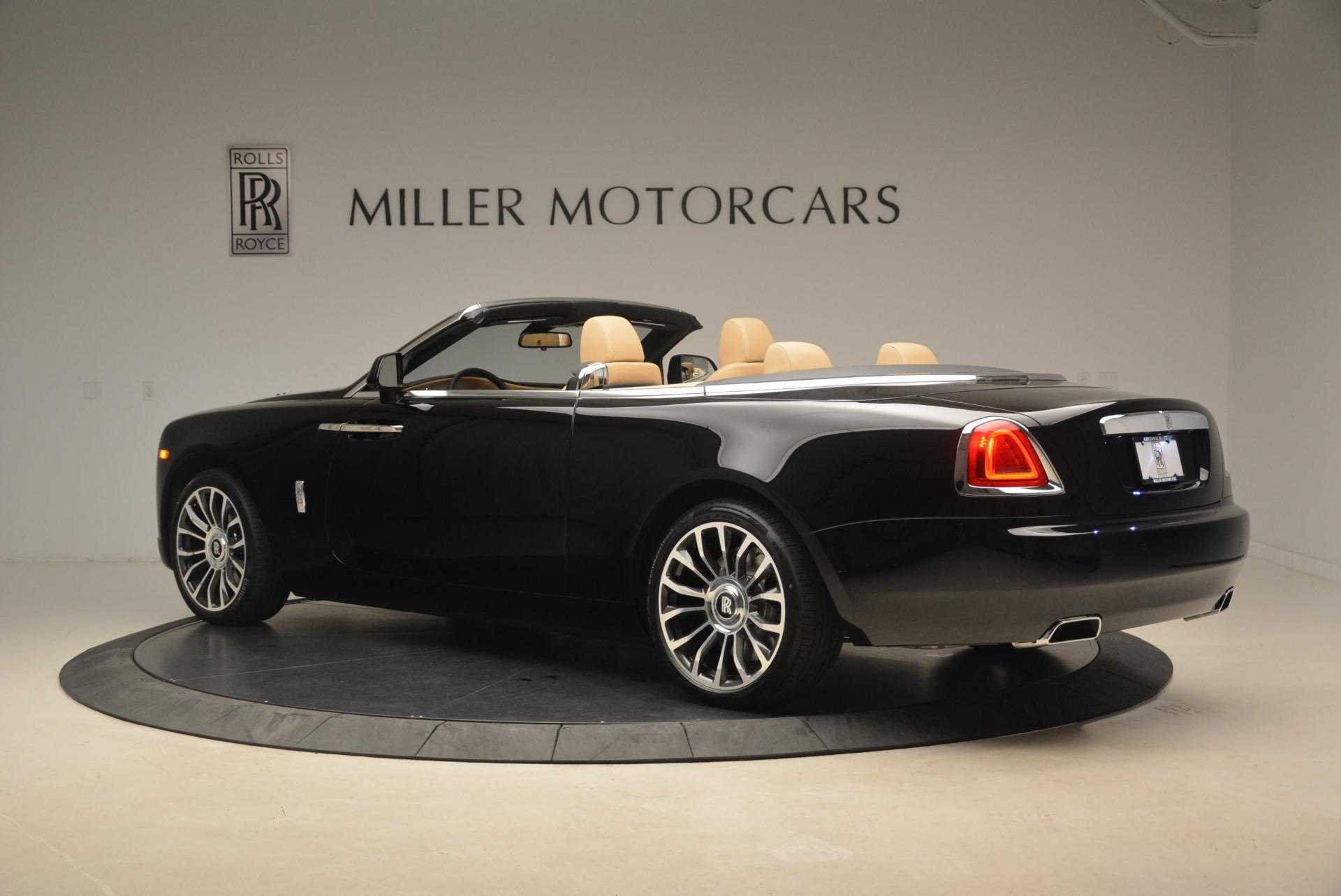 Used 2018 Rolls-Royce Dawn  For Sale In Greenwich, CT. Alfa Romeo of Greenwich, R461 2105_p4