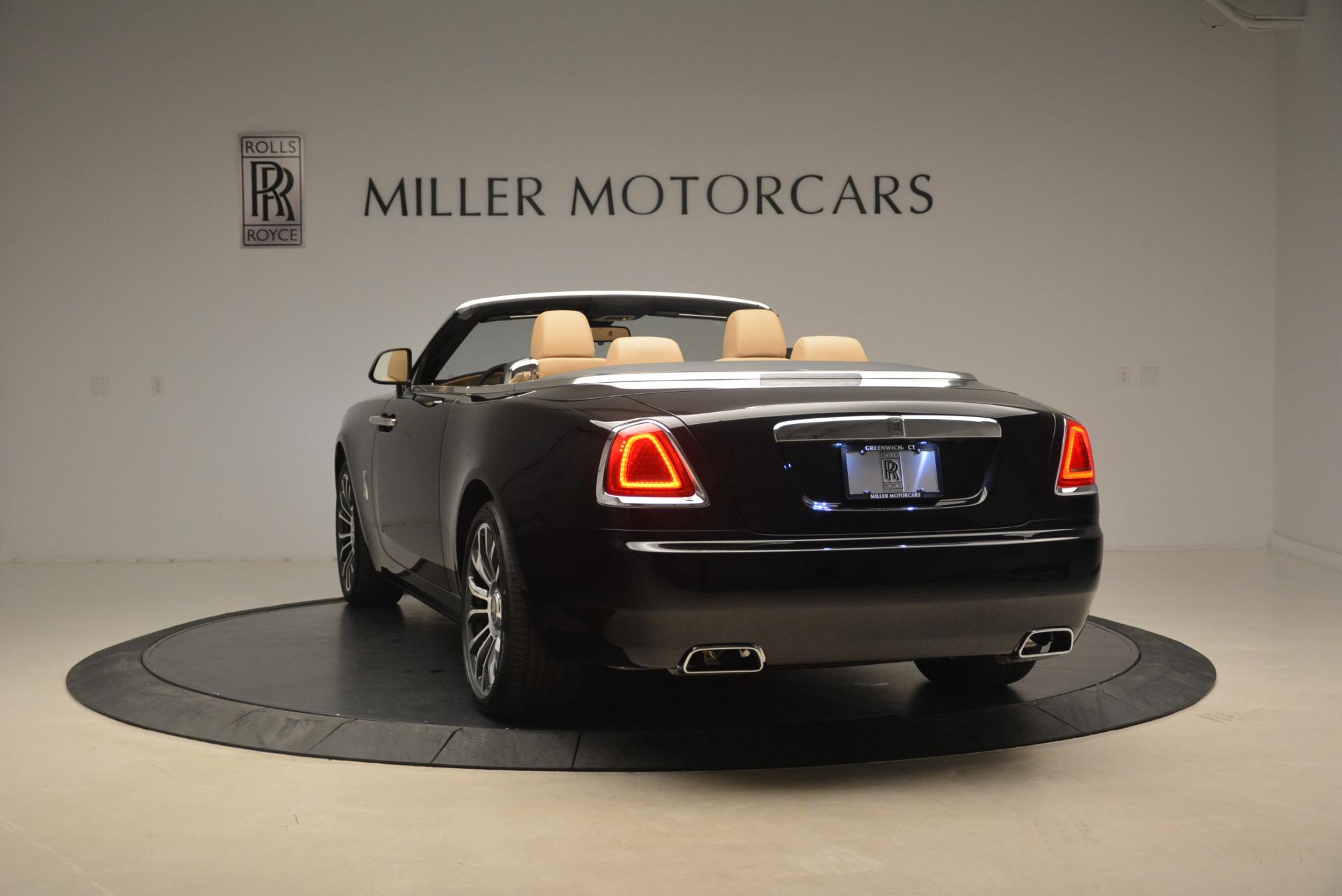 Used 2018 Rolls-Royce Dawn  For Sale In Greenwich, CT. Alfa Romeo of Greenwich, R461 2105_p5