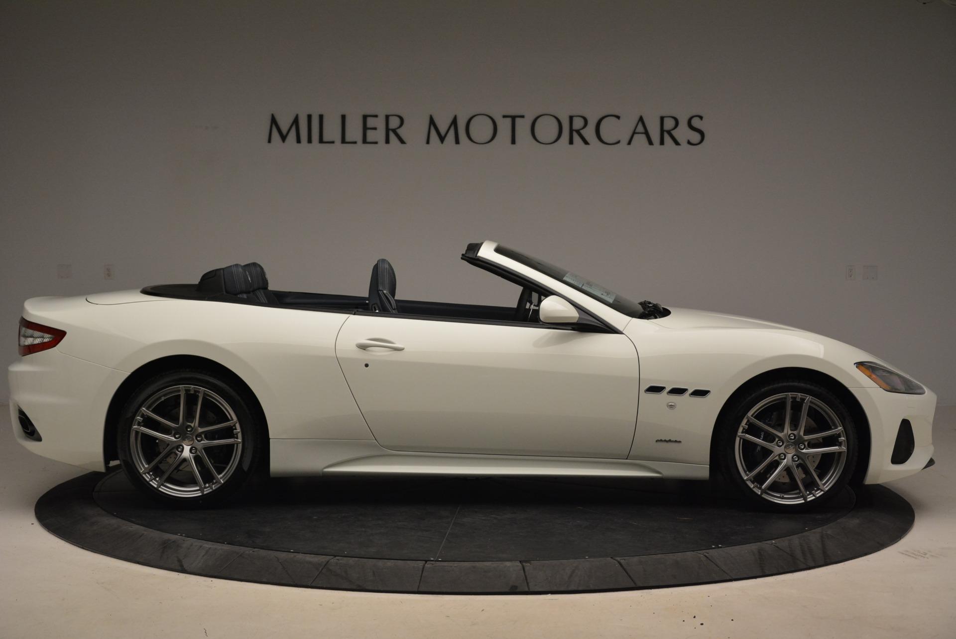New 2018 Maserati GranTurismo Sport Convertible For Sale In Greenwich, CT. Alfa Romeo of Greenwich, M2067 2106_p10